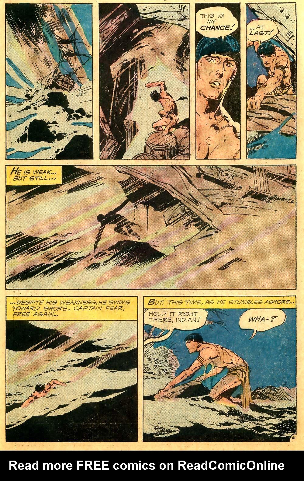 Read online Adventure Comics (1938) comic -  Issue #429 - 31