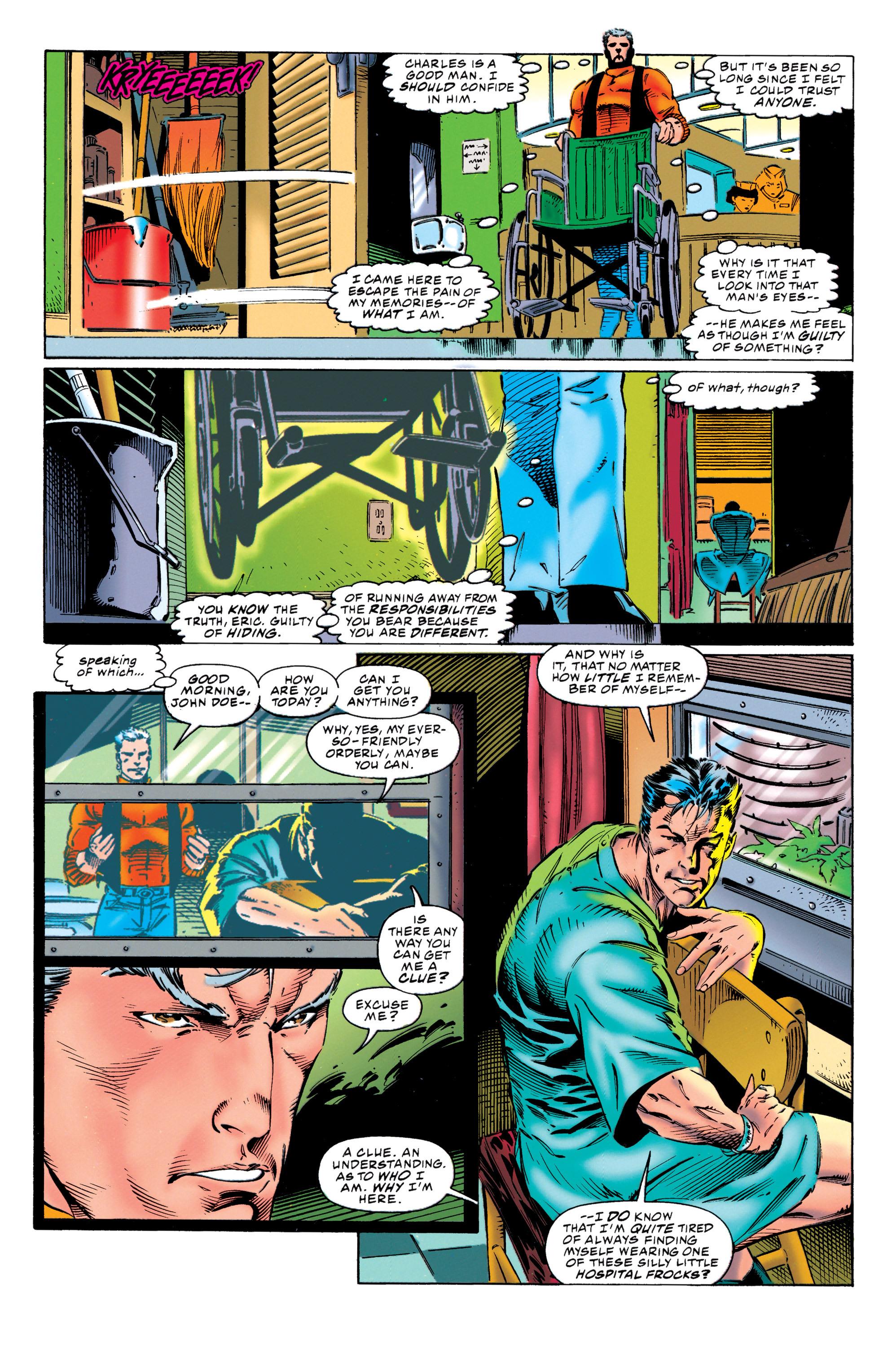 X-Men (1991) 40 Page 3