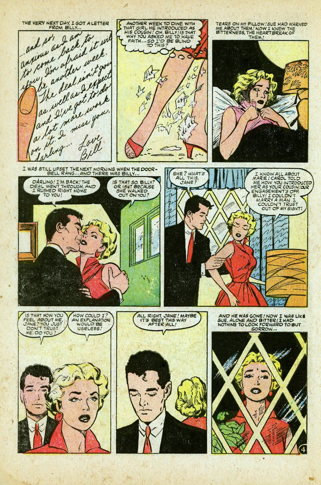 My Own Romance issue 46 - Page 6