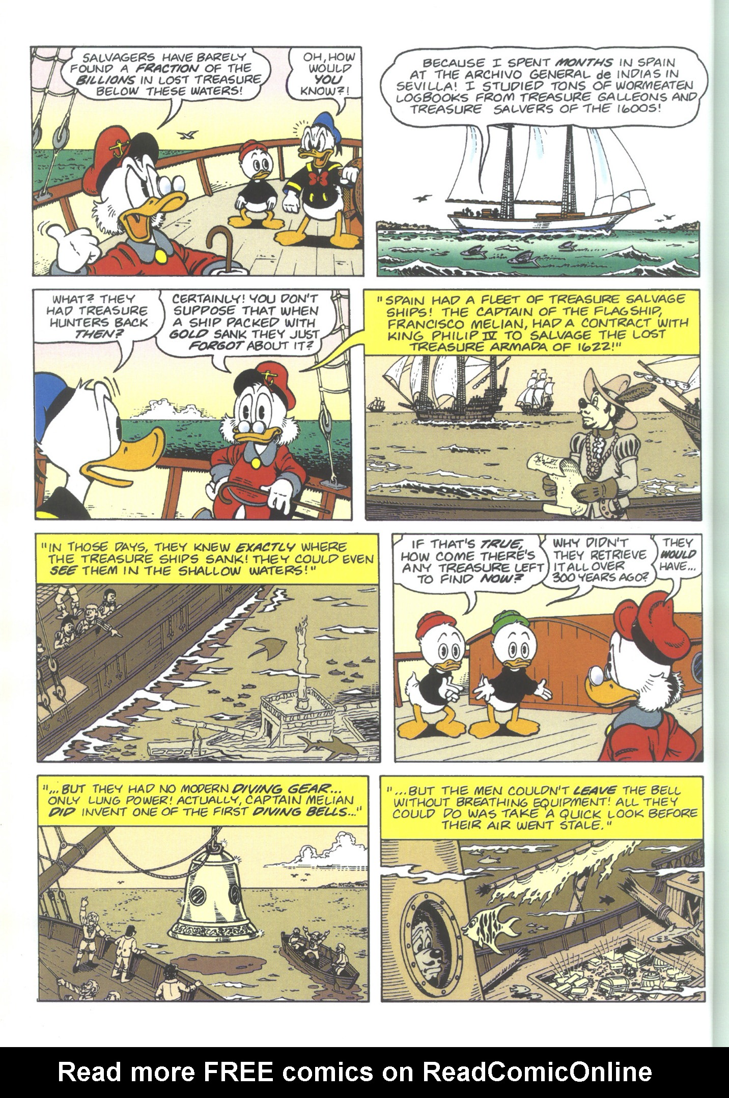 Read online Uncle Scrooge (1953) comic -  Issue #365 - 5