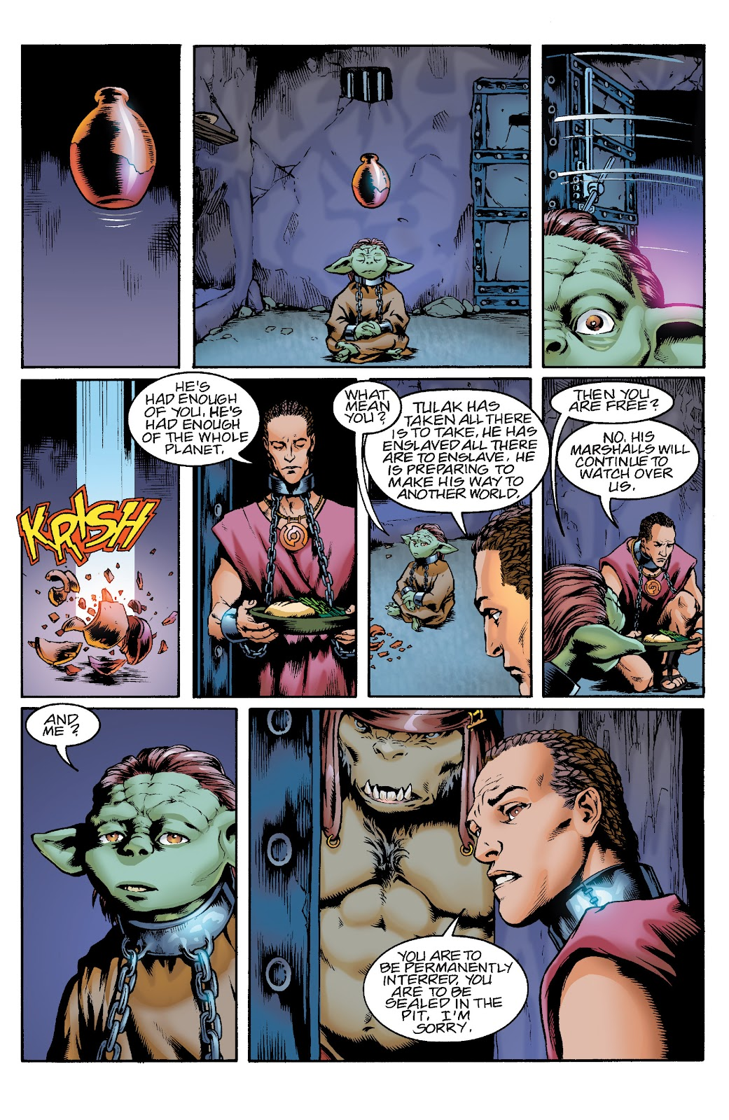 Read online Star Wars Legends: Rise of the Sith - Epic Collection comic -  Issue # TPB 1 (Part 1) - 51