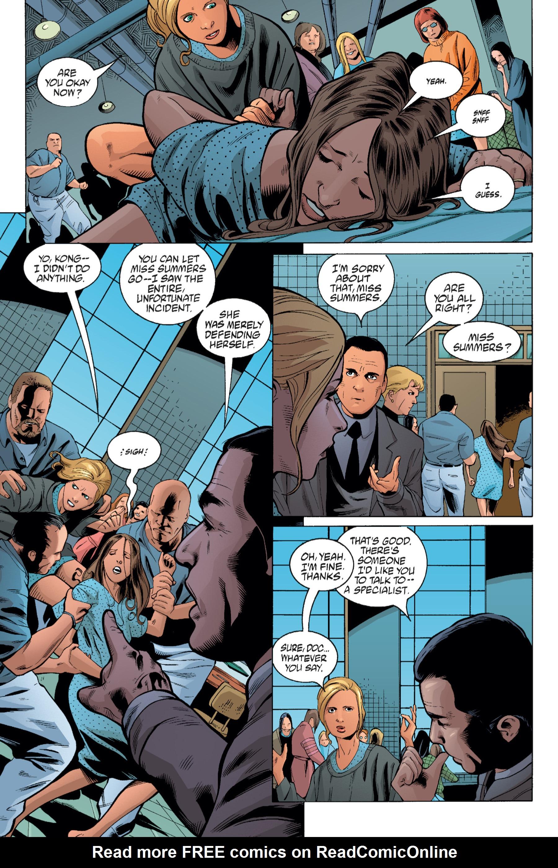 Read online Buffy the Vampire Slayer: Omnibus comic -  Issue # TPB 1 - 246