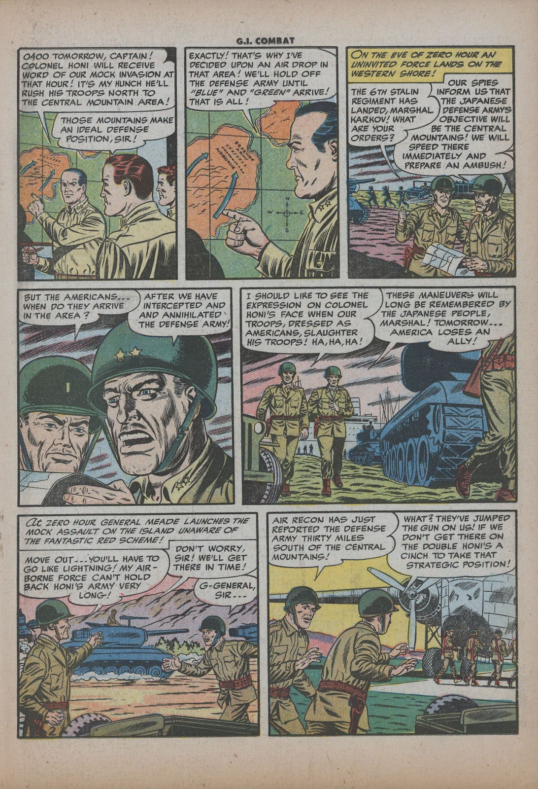 G.I. Combat (1952) issue 26 - Page 19