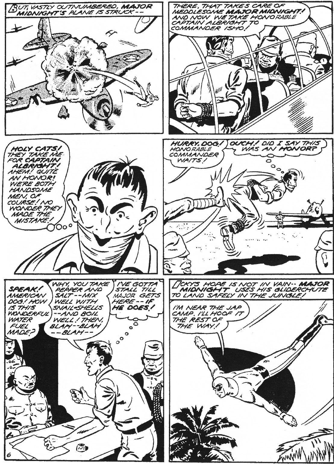 Captain Midnight (1942) issue 11 - Page 7