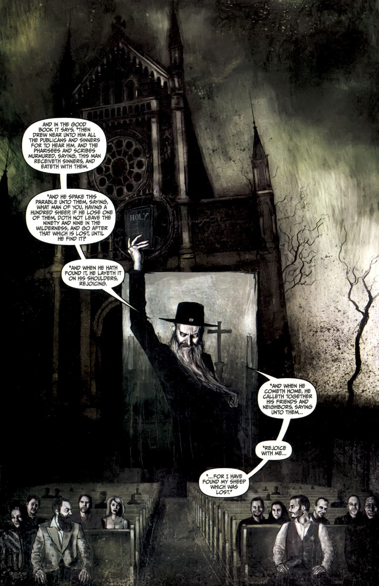 Read online Silent Hill: Past Life comic -  Issue #3 - 14