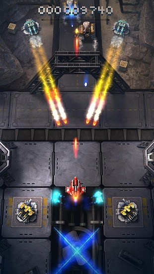 Game has been rebuilt for latest Android phones with latest technology Sky Force Reloaded MOD APK 1.70 + DATA [Unlimited Money] Free Full