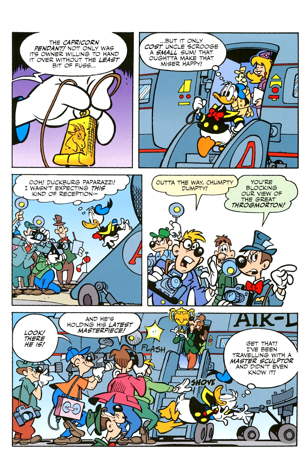 Walt Disney's Comics and Stories issue 728 - Page 5