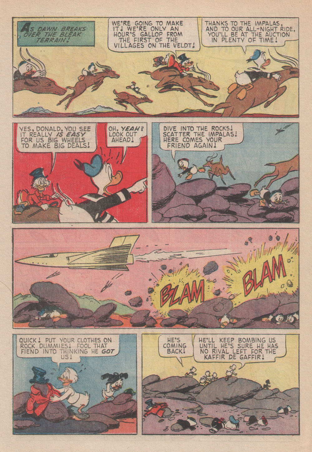Read online Uncle Scrooge (1953) comic -  Issue #61 - 20