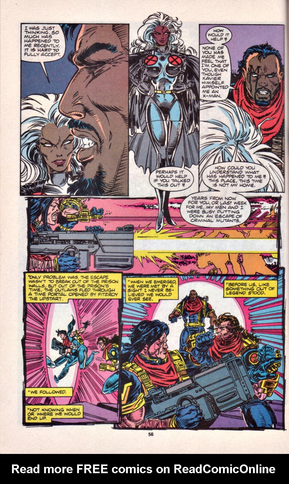 Read online Uncanny X-Men (1963) comic -  Issue # _Annual 16 - 47