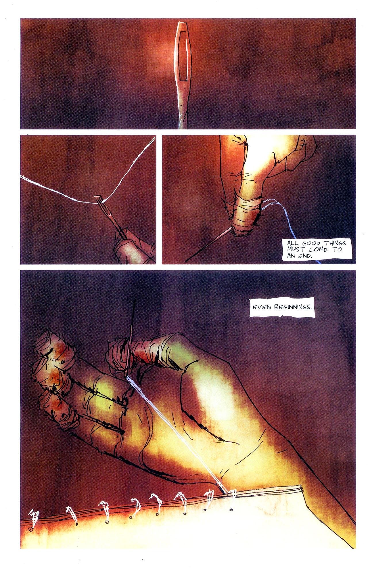 Read online Se7en comic -  Issue #7 - 4