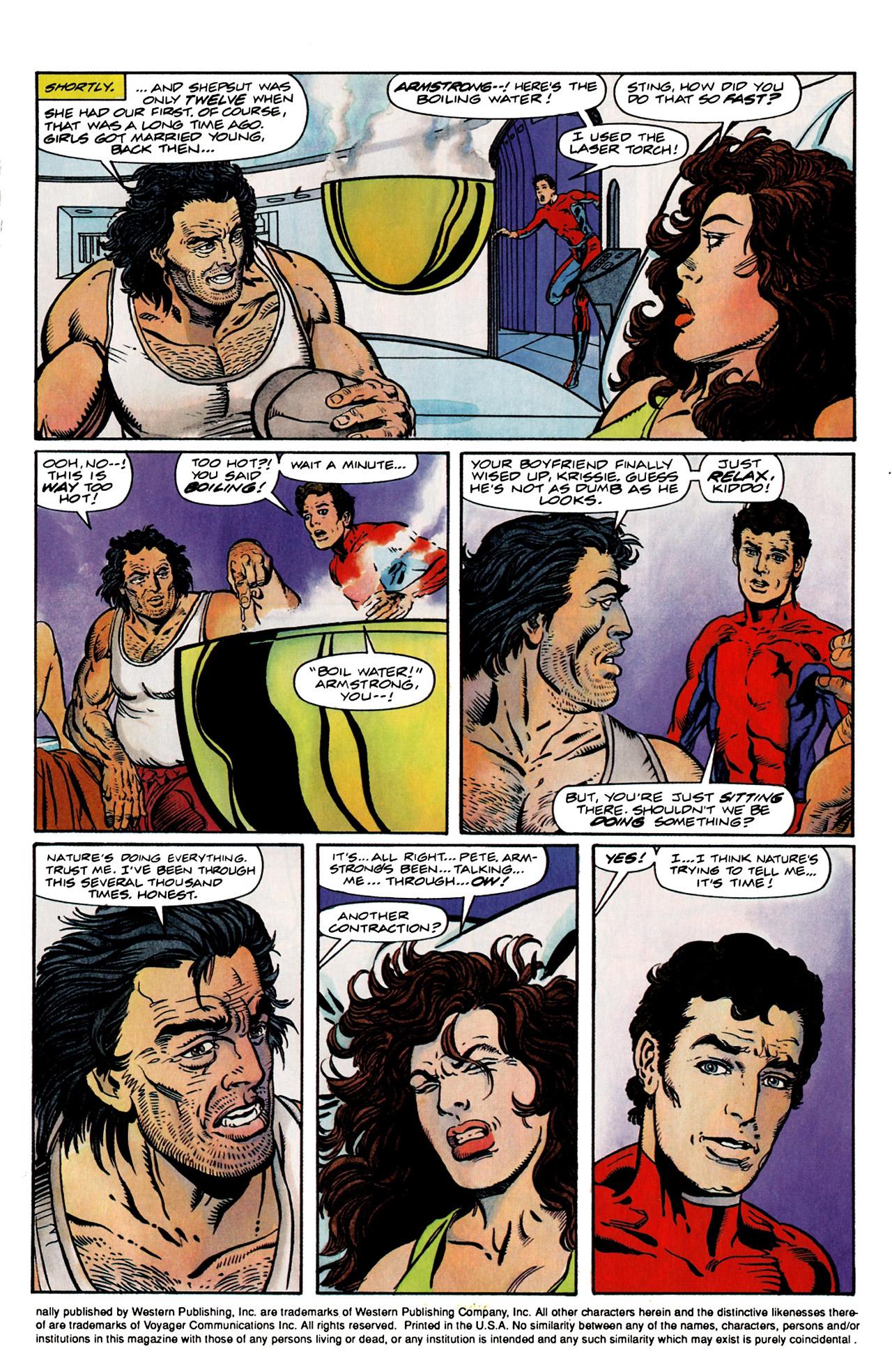 Read online Harbinger (1992) comic -  Issue #9 - 4