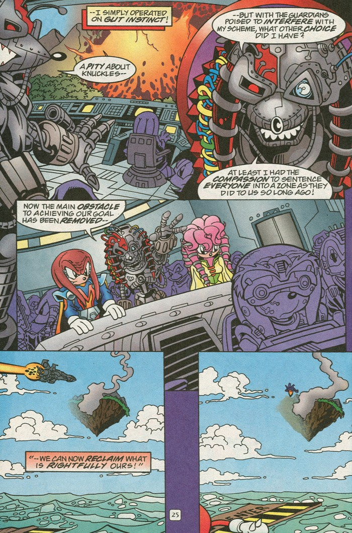Read online Sonic Super Special comic -  Issue #14 - best of times - 38
