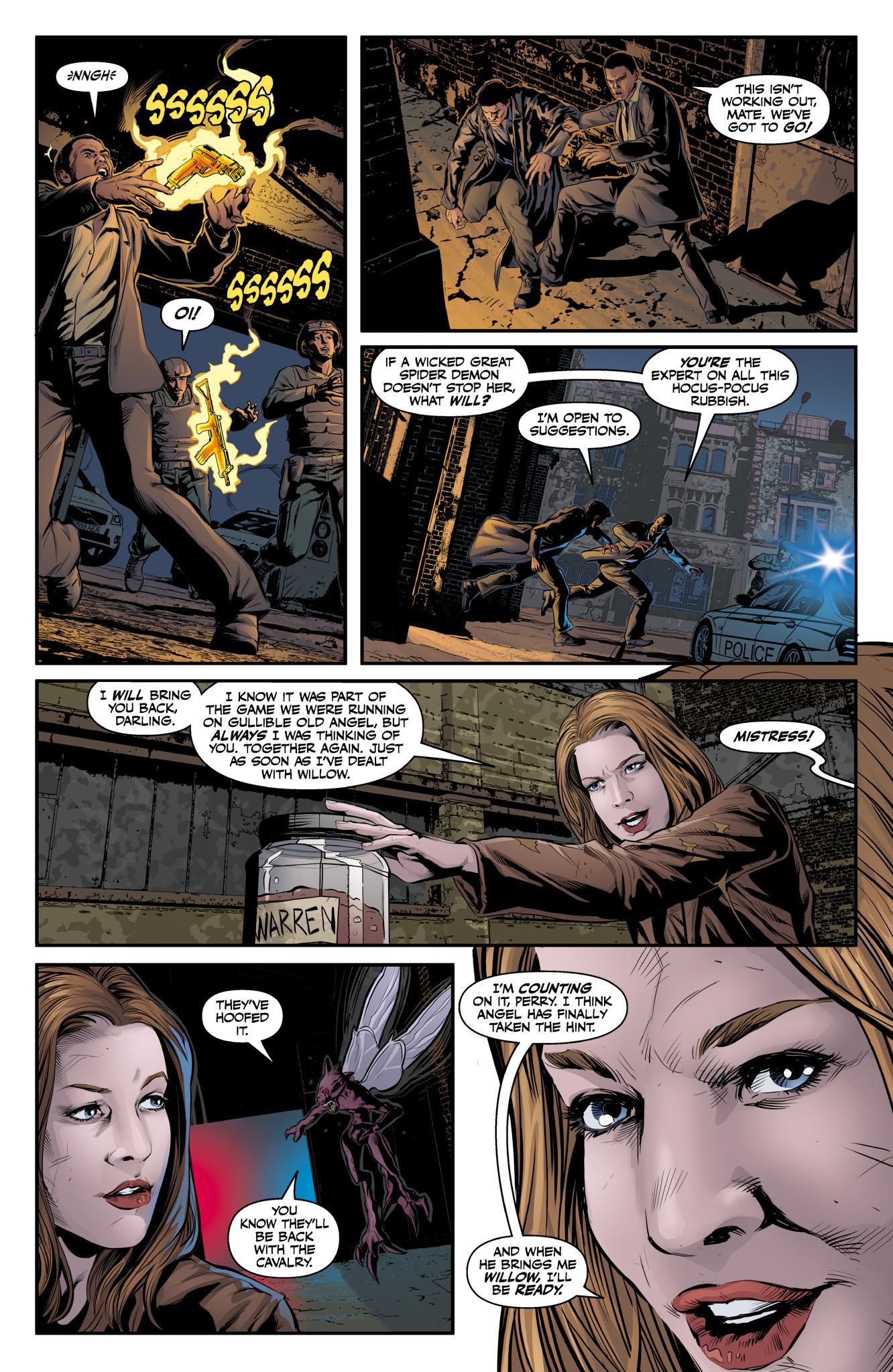 Read online Angel & Faith Season 10 comic -  Issue #10 - 8