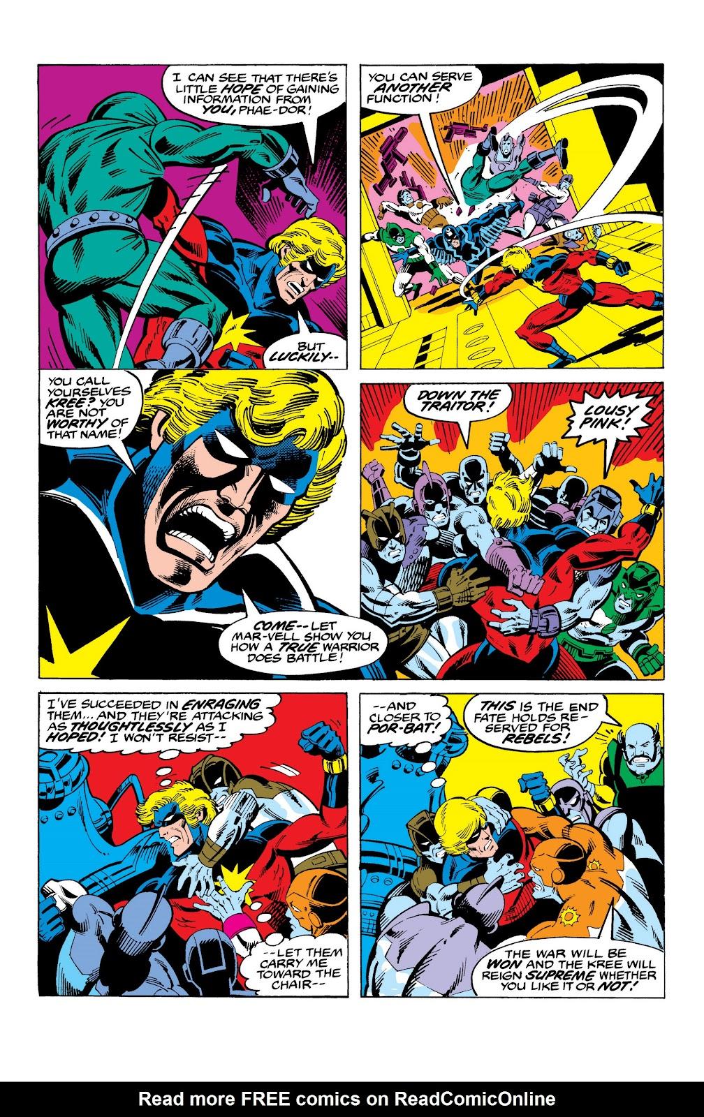 Read online Marvel Masterworks: The Inhumans comic -  Issue # TPB 2 (Part 3) - 42
