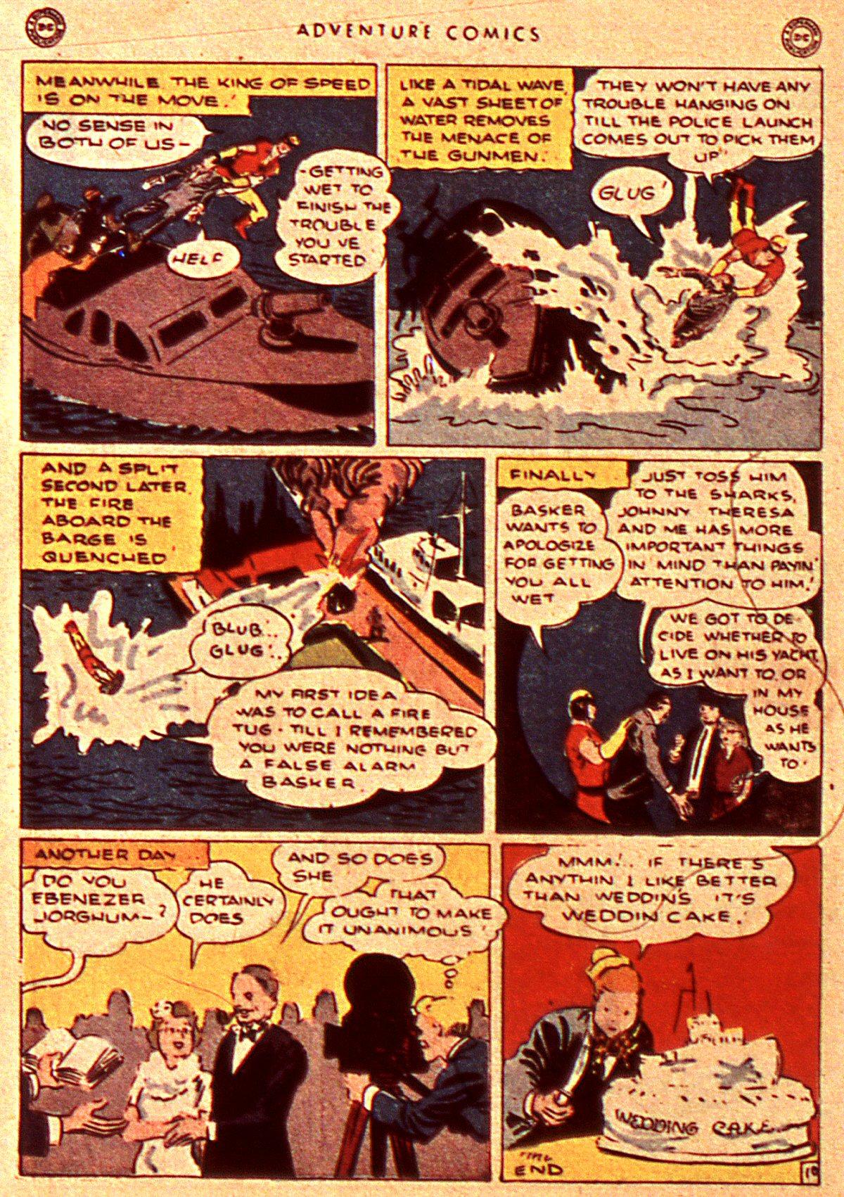 Read online Adventure Comics (1938) comic -  Issue #106 - 30