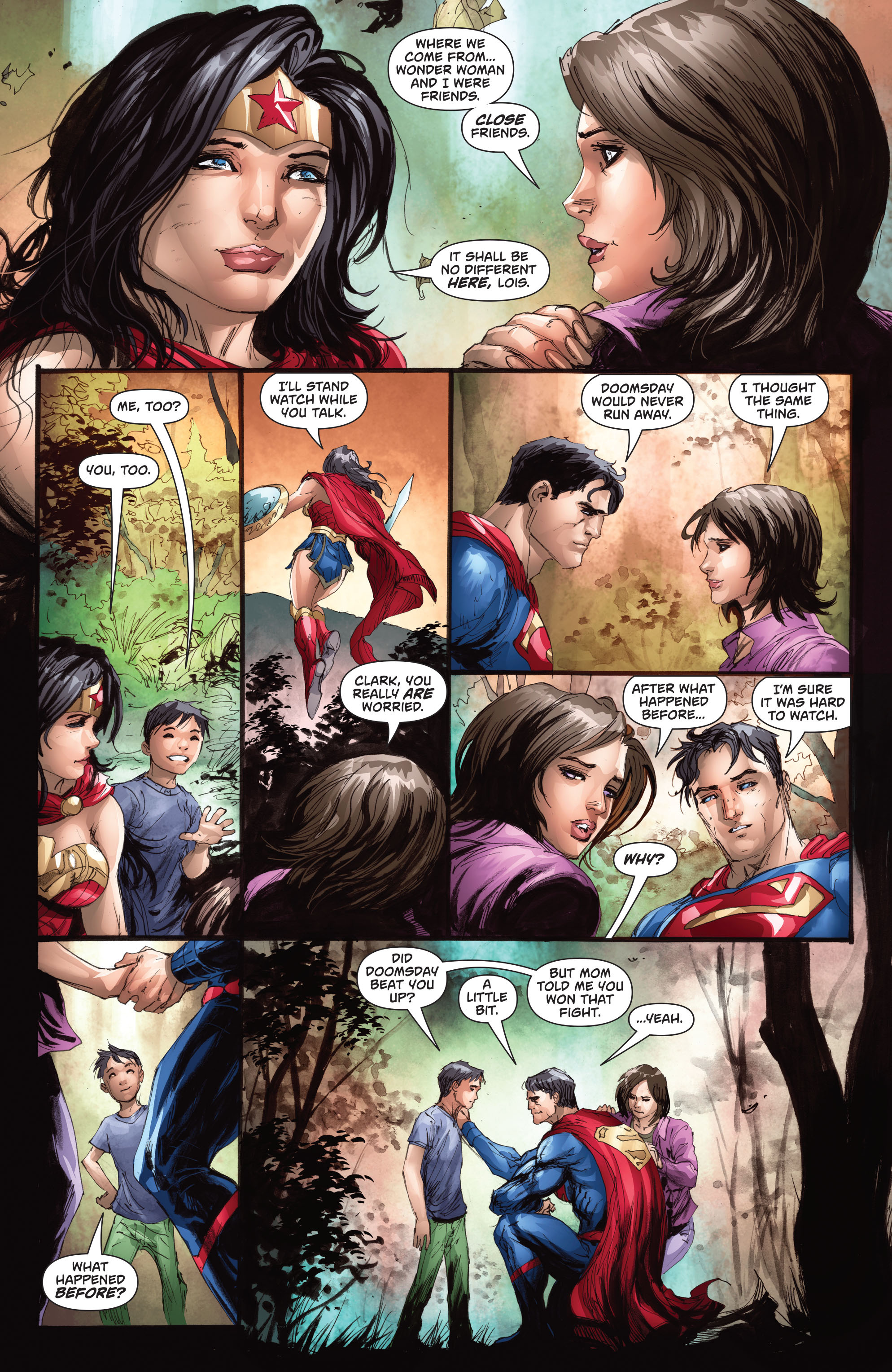 Read online Action Comics (2016) comic -  Issue #960 - 19