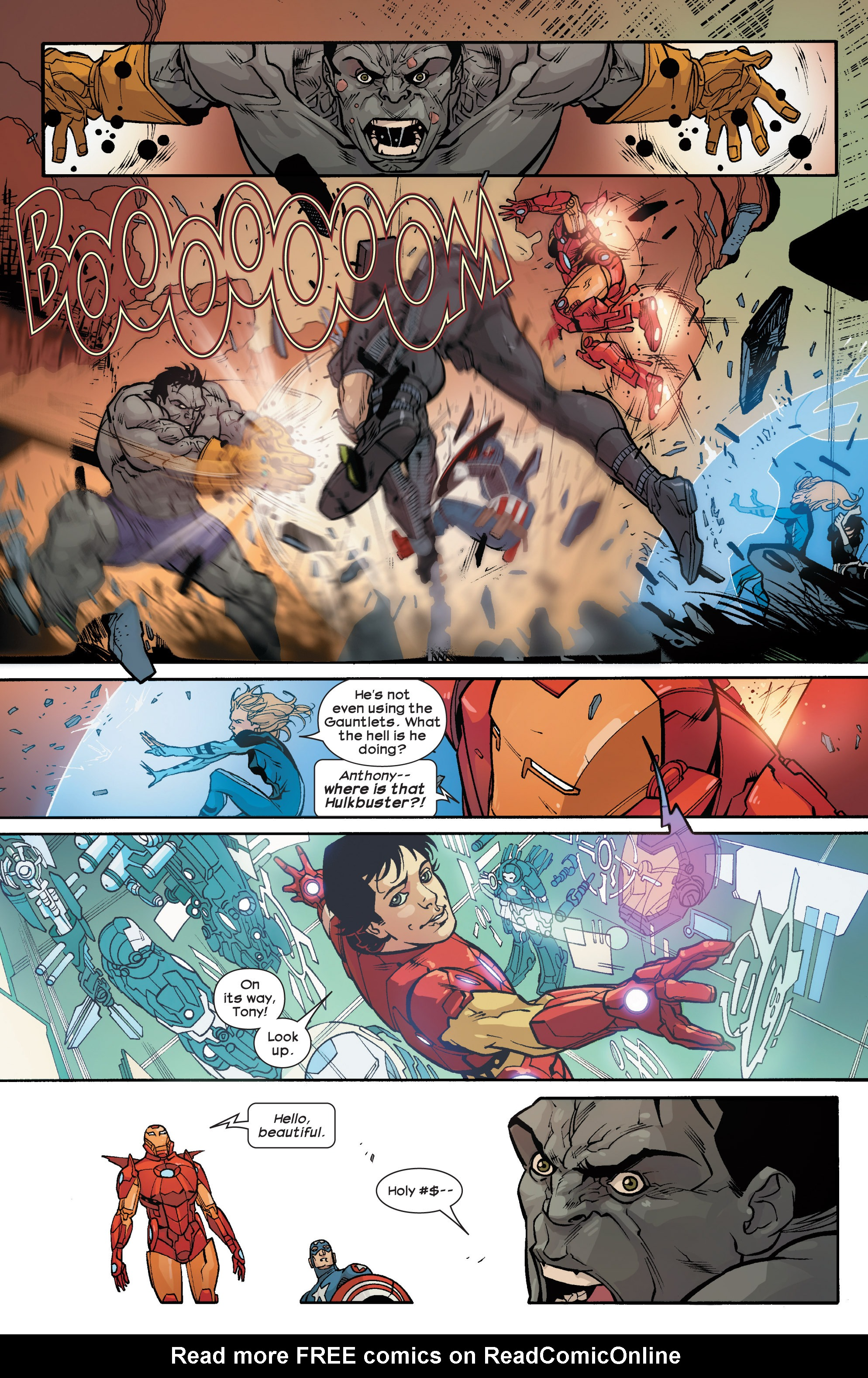 Read online Ultimate Comics Ultimates comic -  Issue #25 - 10