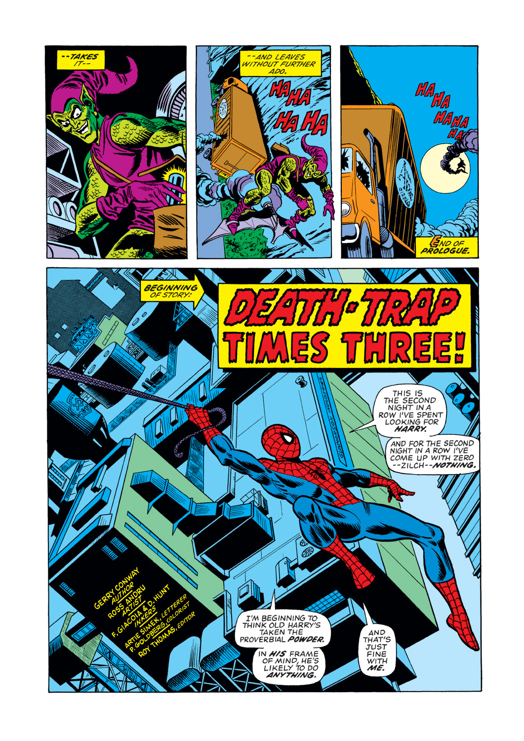The Amazing Spider-Man (1963) 137 Page 3