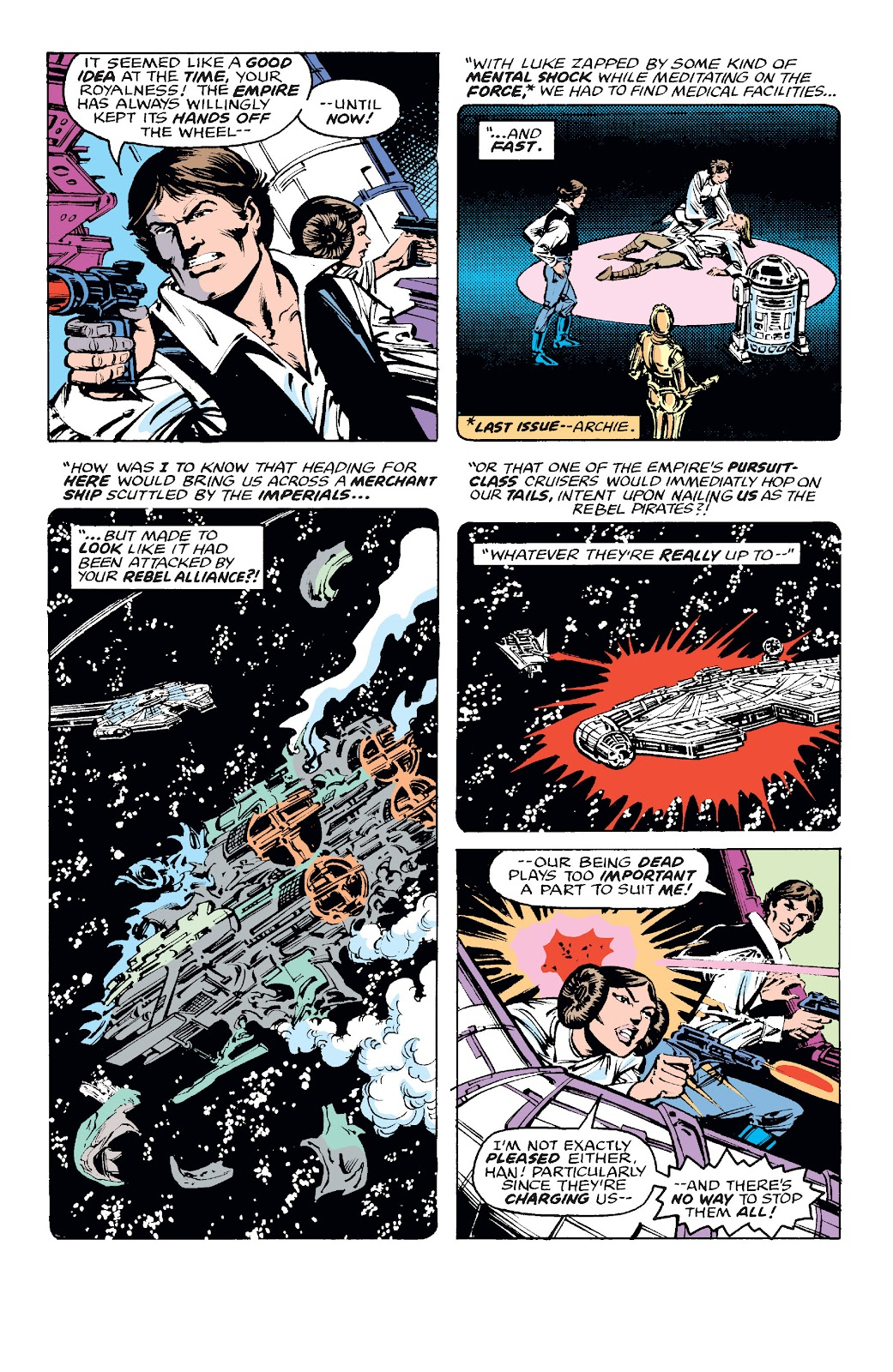 Read online Star Wars Legends: The Original Marvel Years - Epic Collection comic -  Issue # TPB 1 (Part 4) - 37