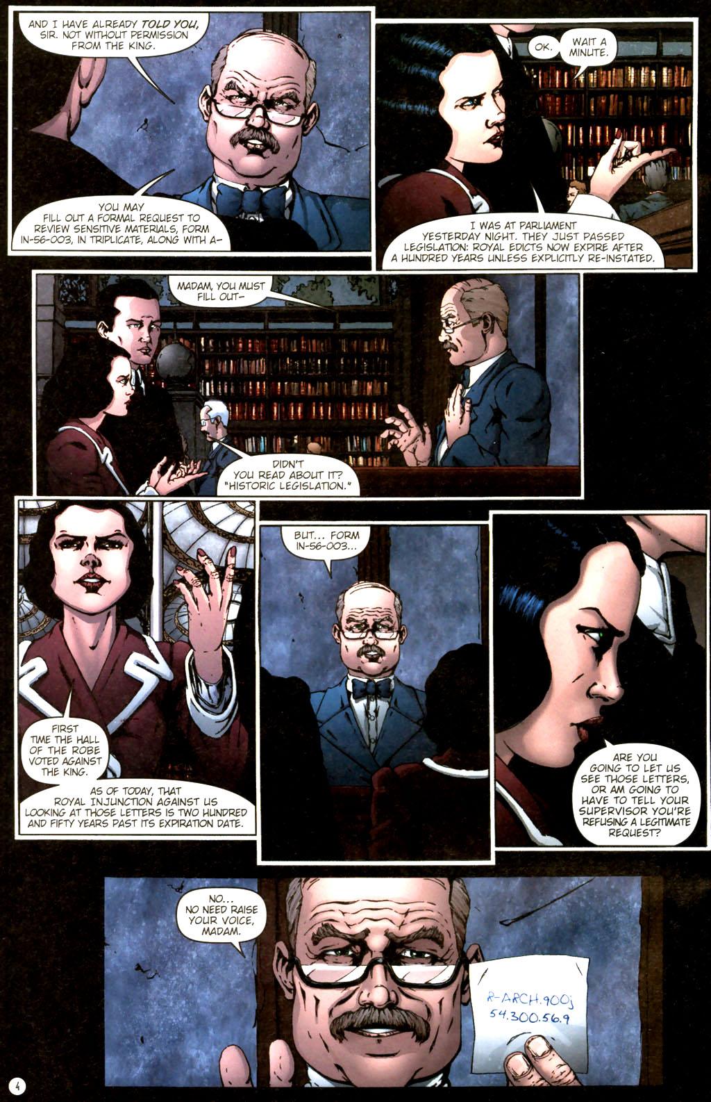 Read online Rex Mundi comic -  Issue #9 - 8