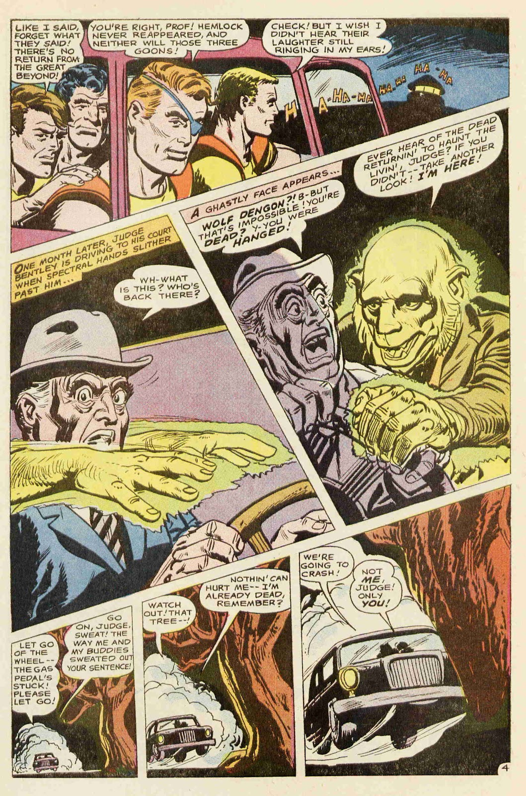 Challengers of the Unknown (1958) issue 64 - Page 5