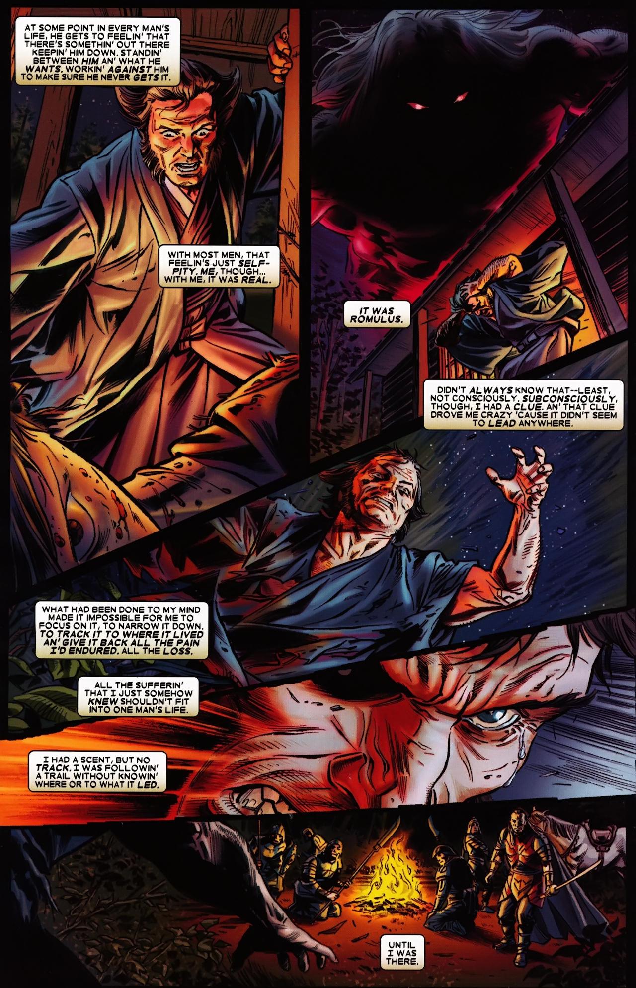 Read online Wolverine: Origins comic -  Issue #35 - 3