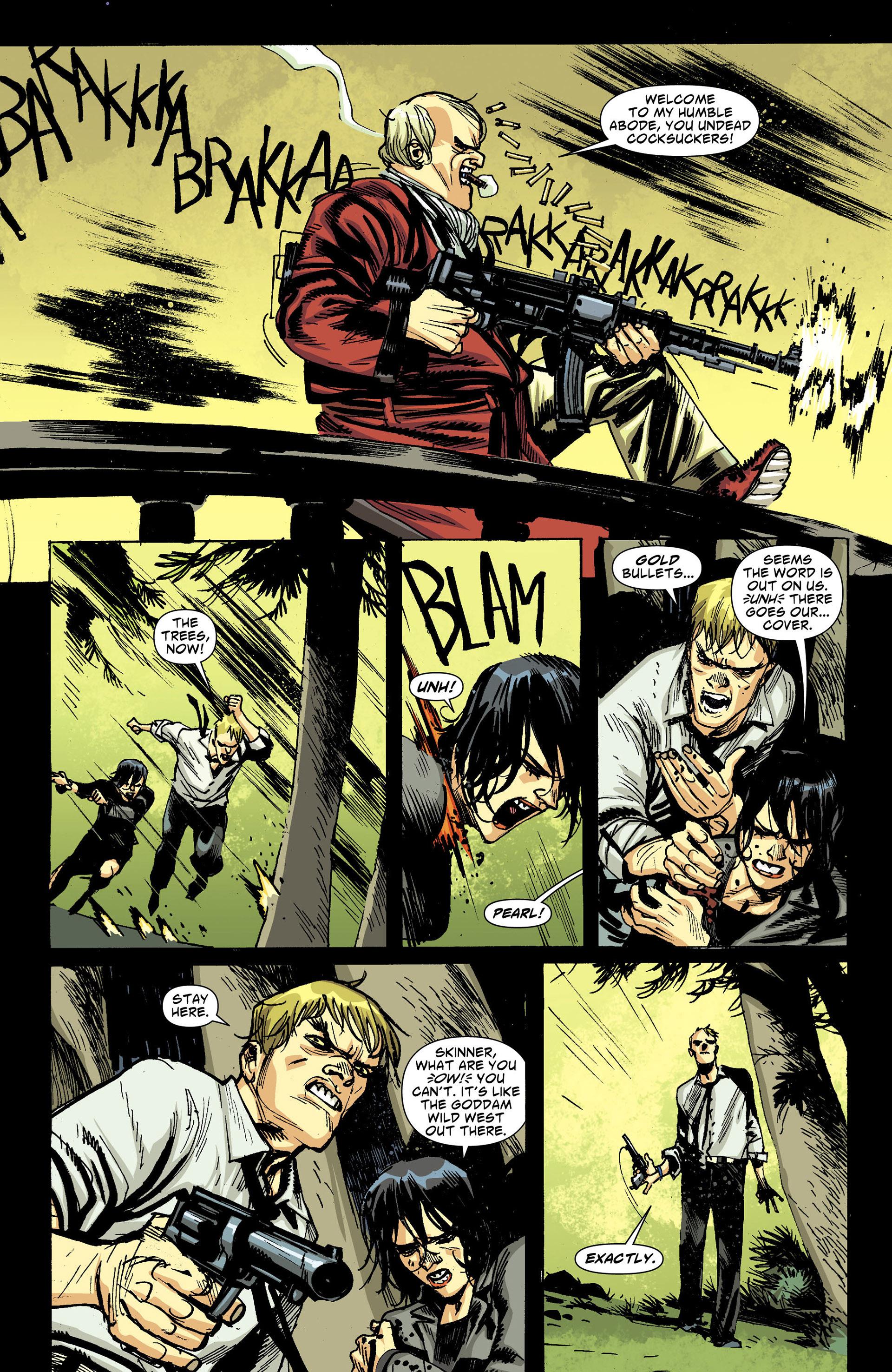 Read online American Vampire comic -  Issue #30 - 10
