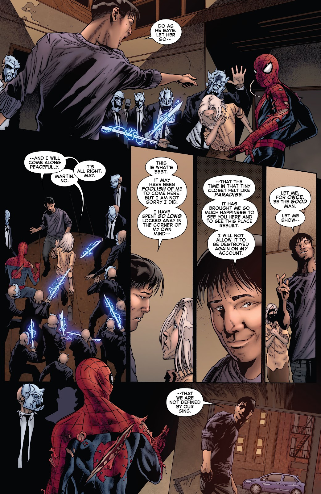 The Amazing Spider-Man (2018) issue 59 - Page 10