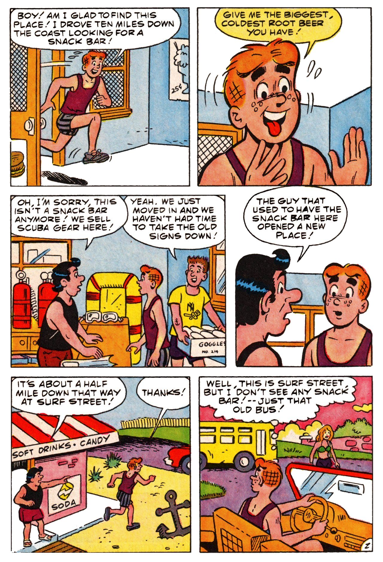 Read online Archie (1960) comic -  Issue #361 - 15