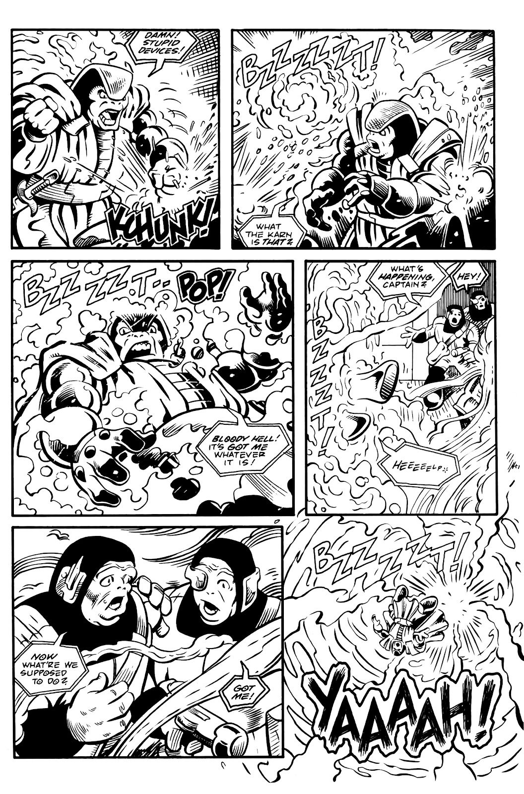 Eagle issue 14 - Page 24