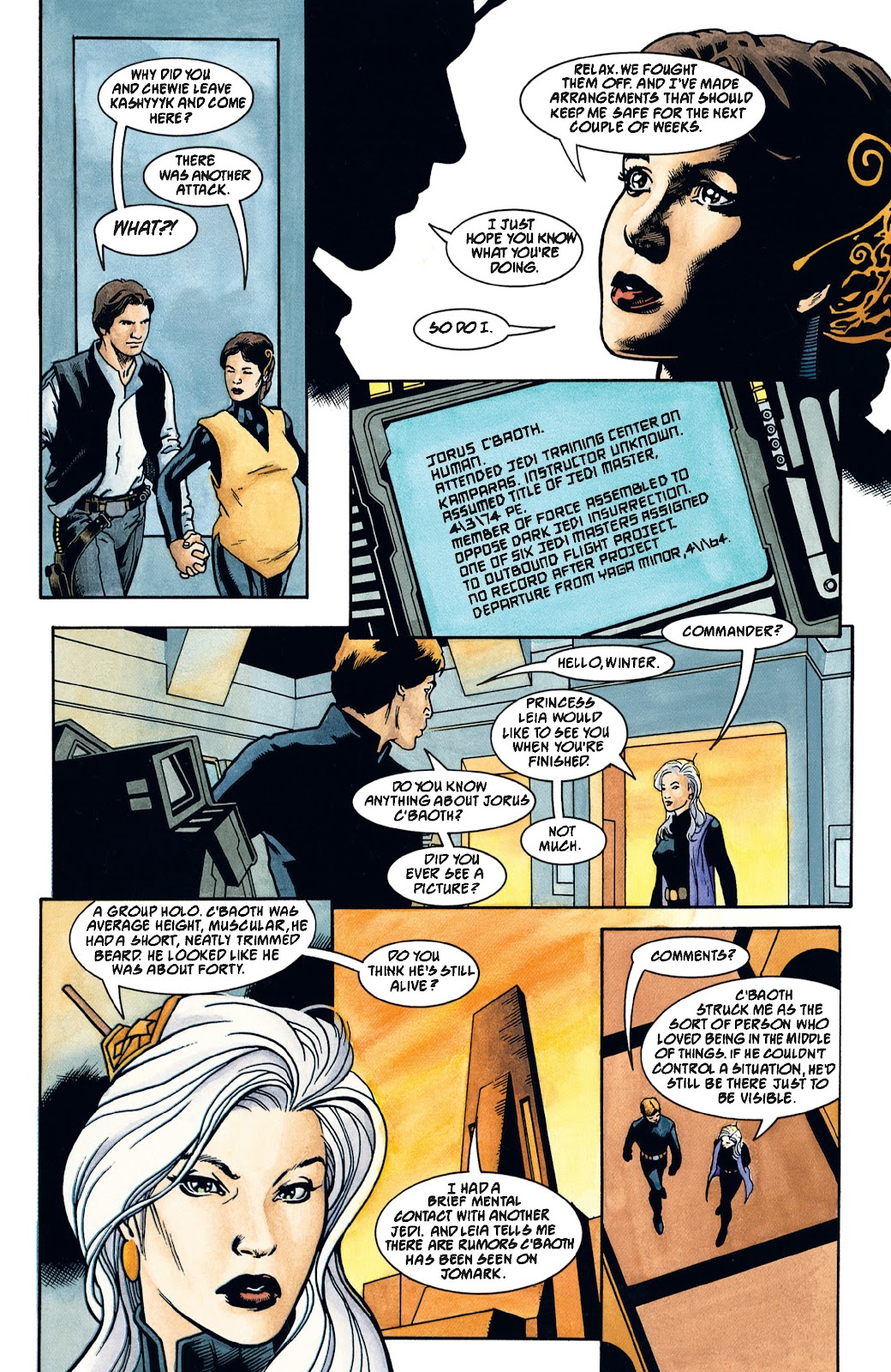 Read online Star Wars Legends: The New Republic - Epic Collection comic -  Issue # TPB 4 (Part 2) - 62