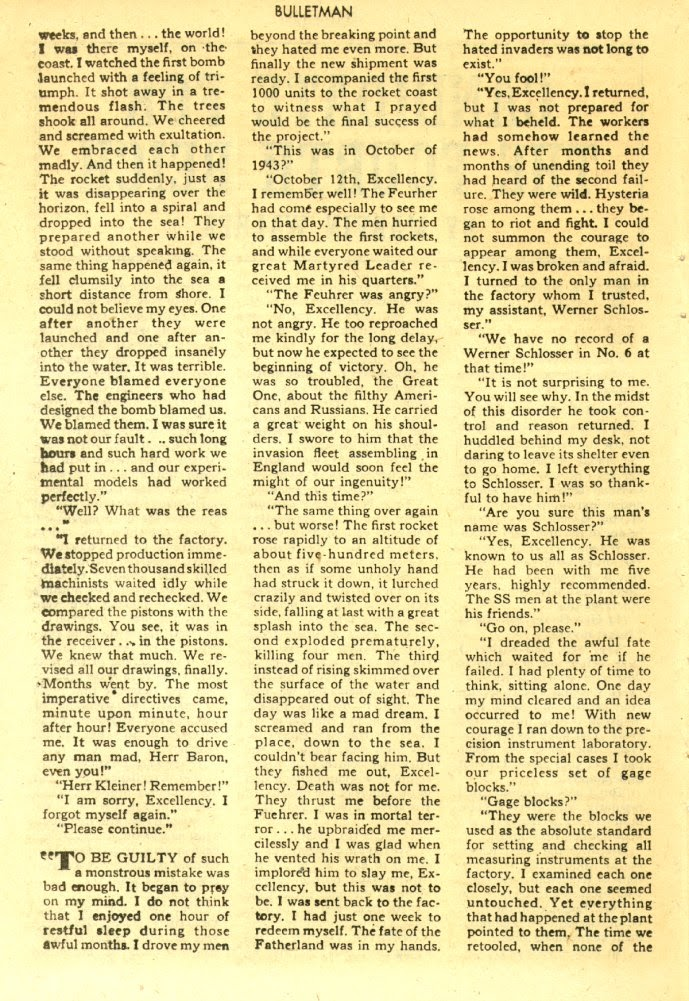 Bulletman issue 16 - Page 35