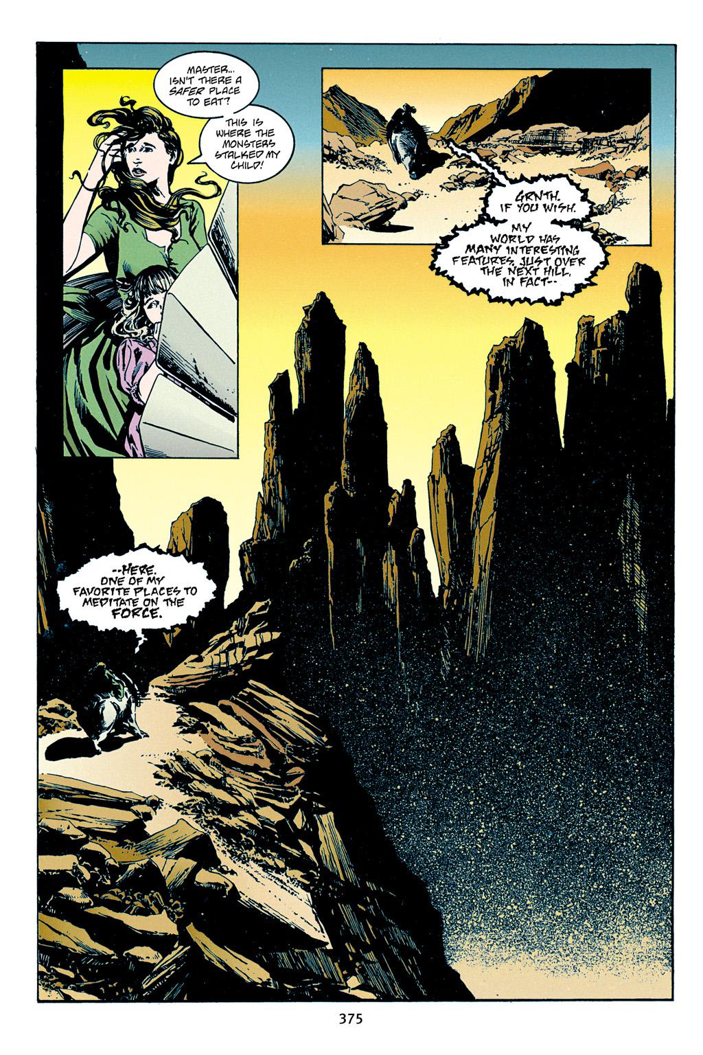 Read online Star Wars Omnibus comic -  Issue # Vol. 4 - 363