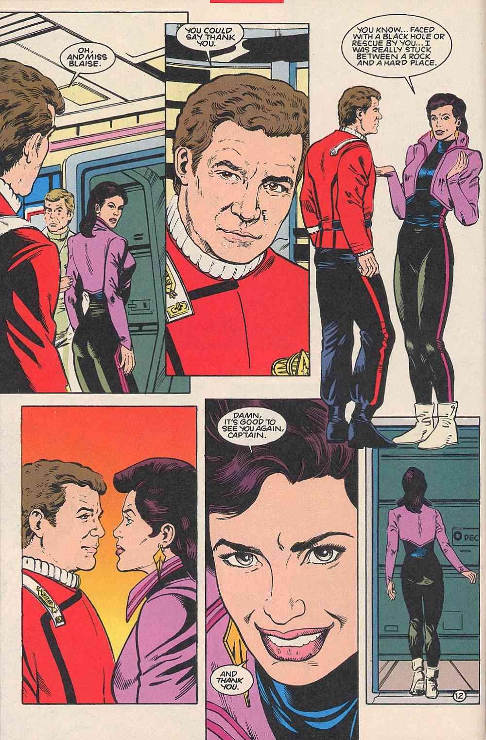 Read online Star Trek (1989) comic -  Issue # _Special 1 - 16