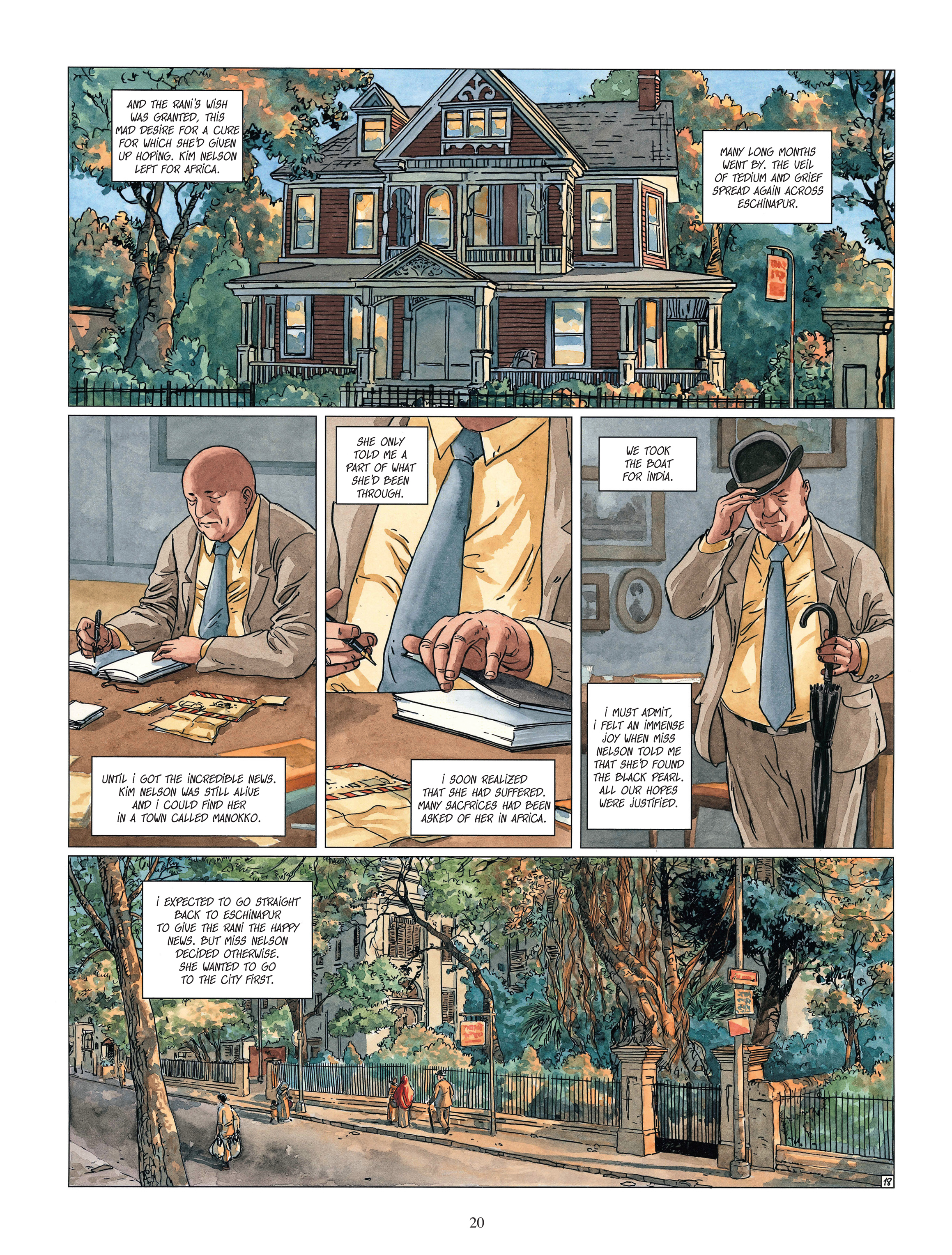 Read online Djinn comic -  Issue #13 - 21