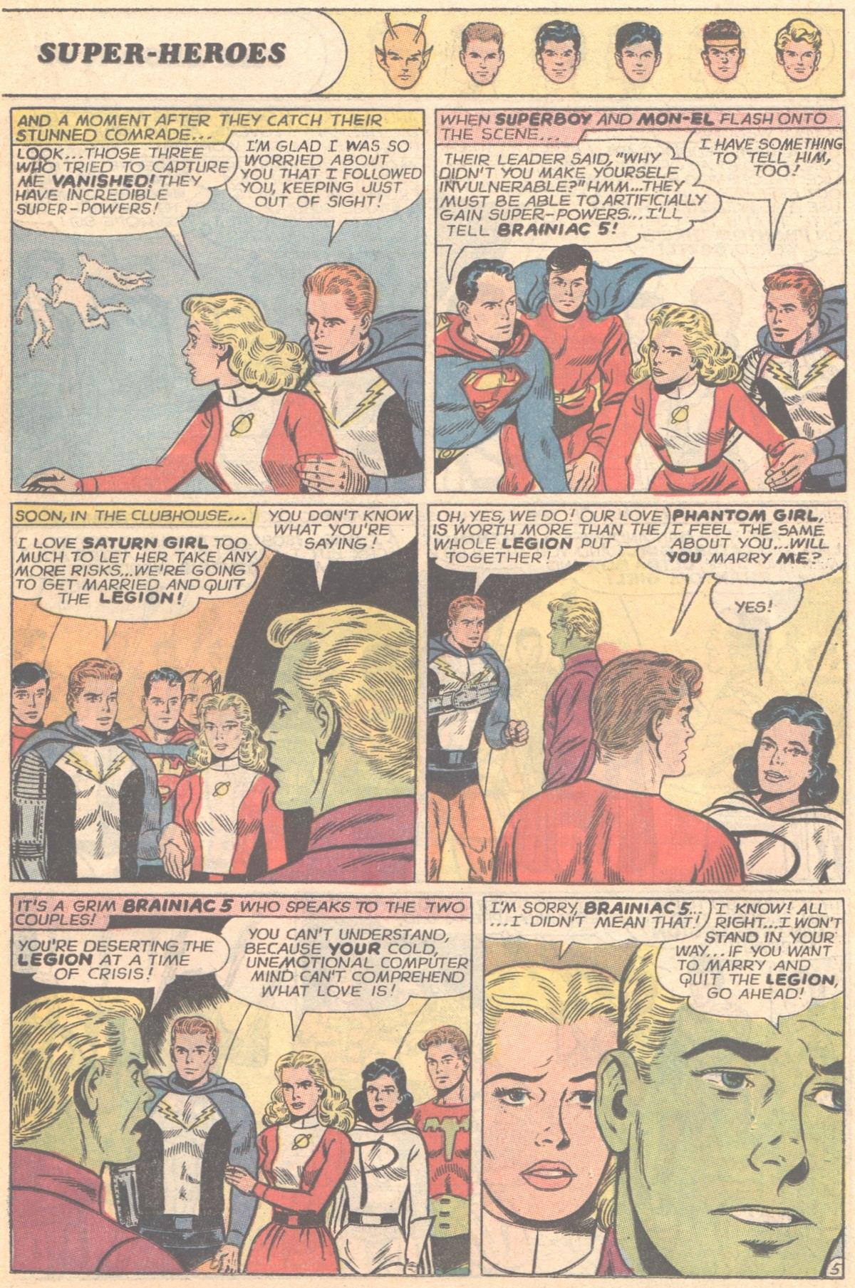 Read online Adventure Comics (1938) comic -  Issue #411 - 29