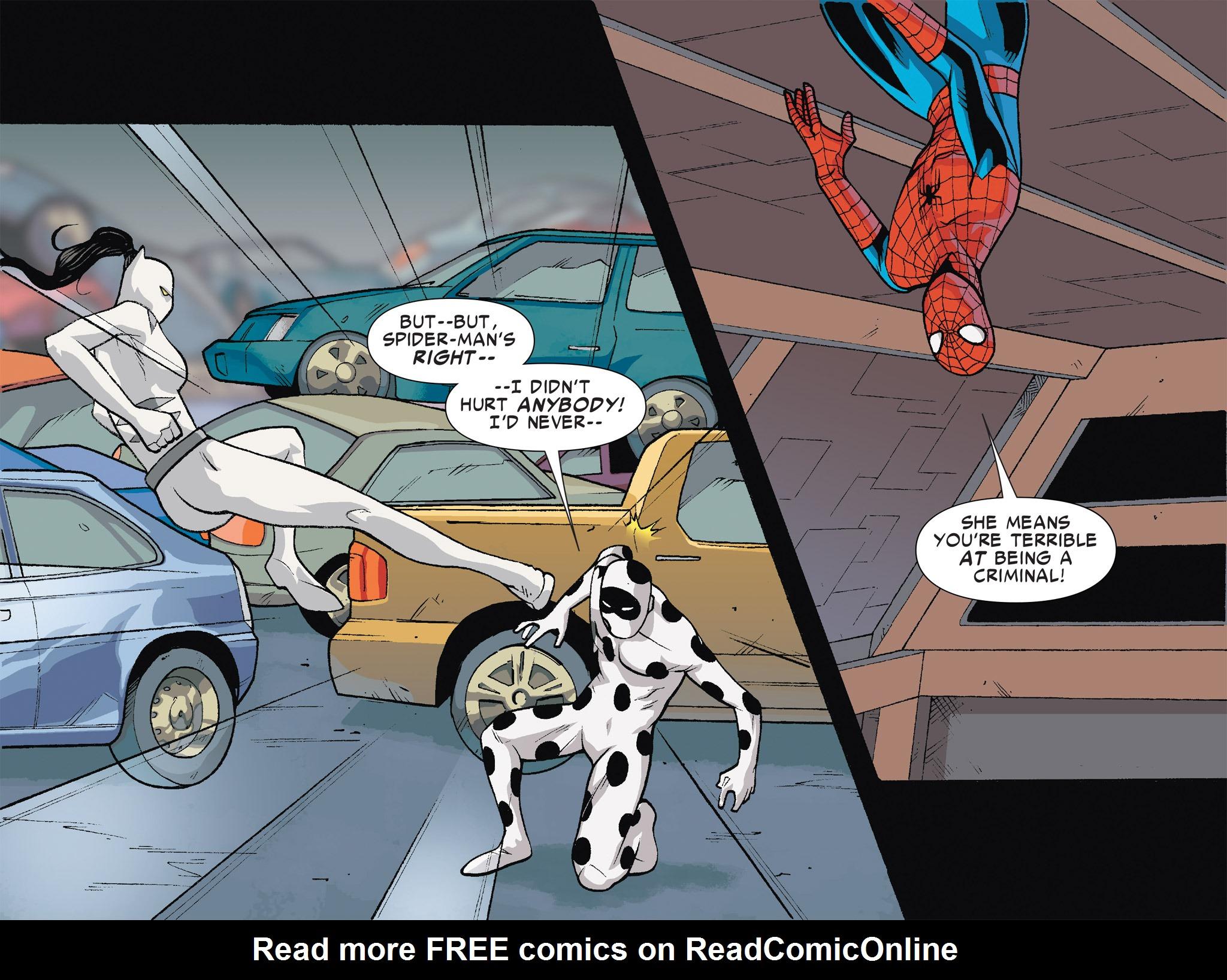 Read online Ultimate Spider-Man (Infinite Comics) (2016) comic -  Issue #6 - 34