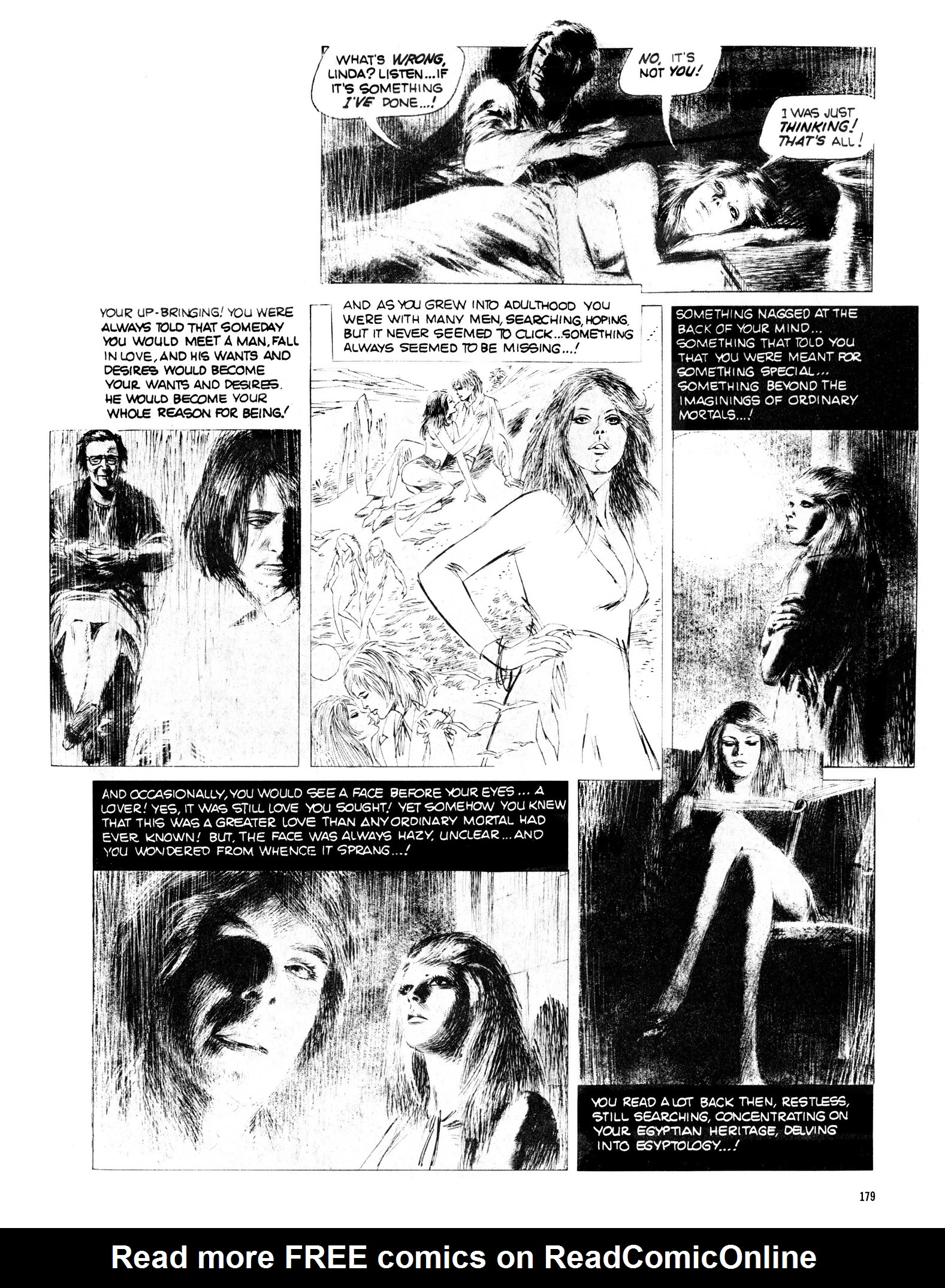Read online Eerie Archives comic -  Issue # TPB 13 - 180