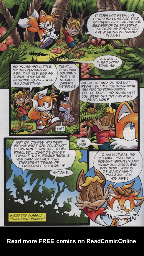 Read online Sonic Universe comic -  Issue #19 - 7