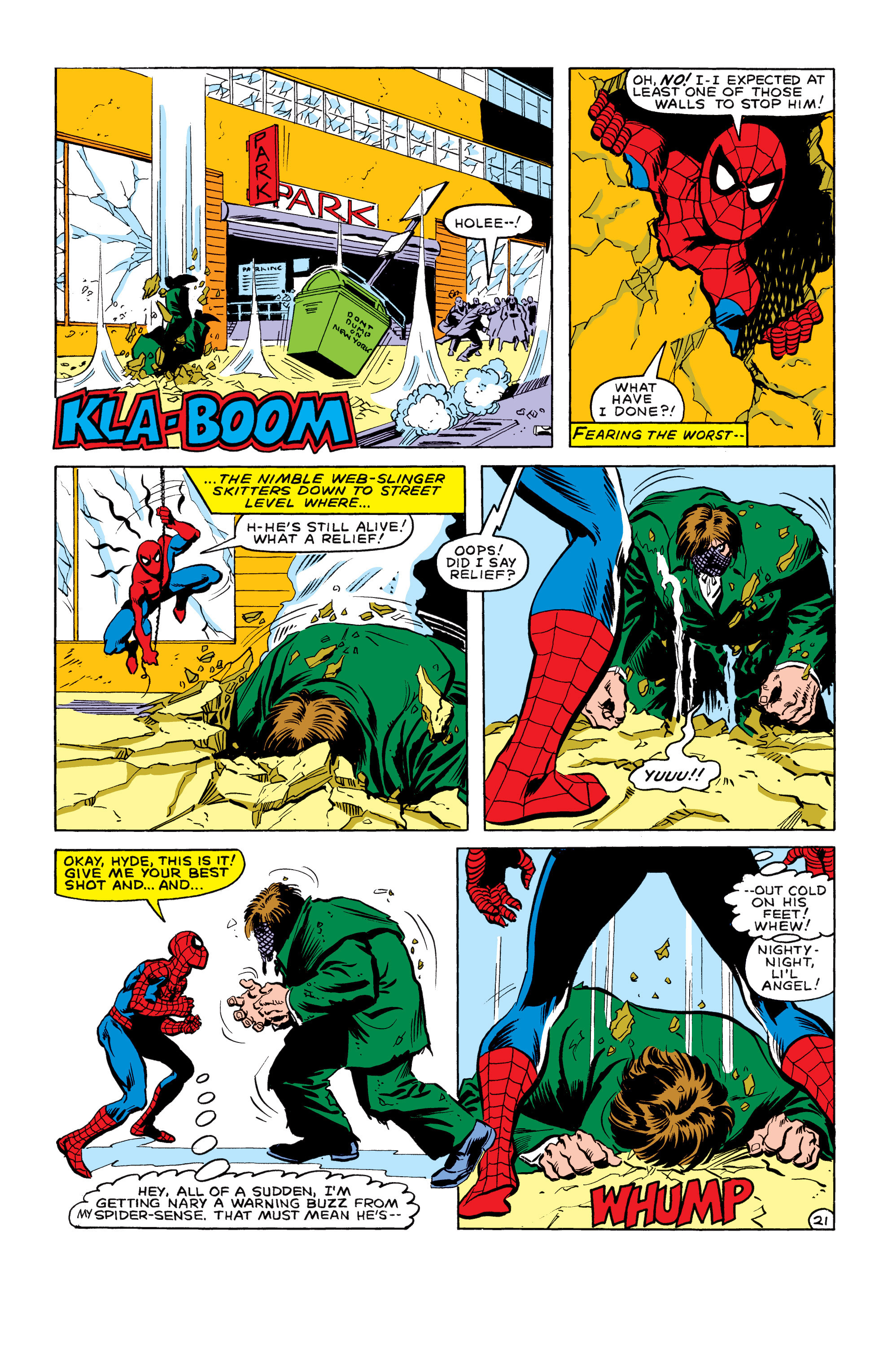 The Amazing Spider-Man (1963) 232 Page 21