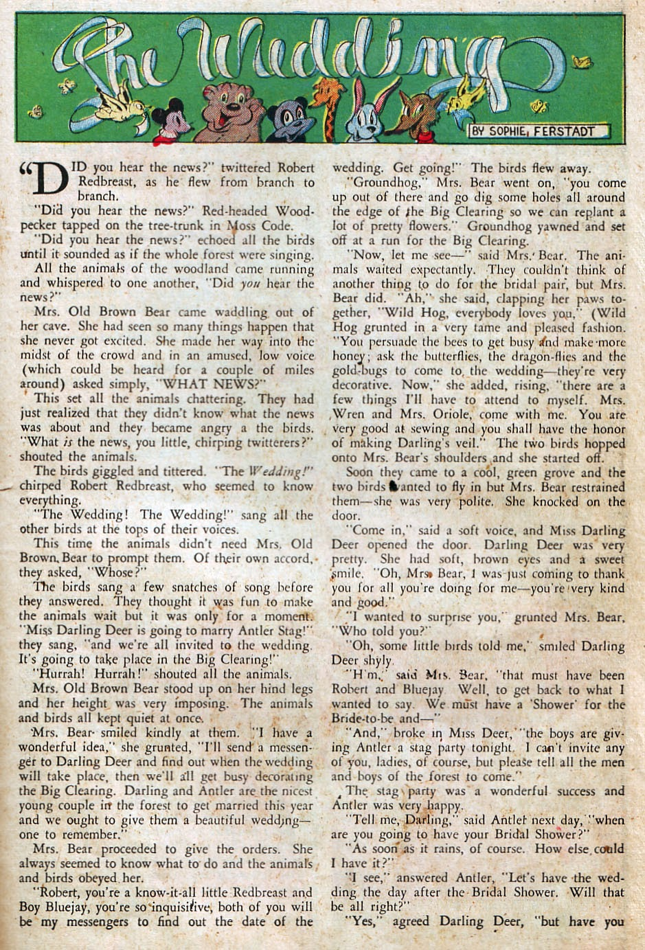Jingle Jangle Comics issue 11 - Page 39