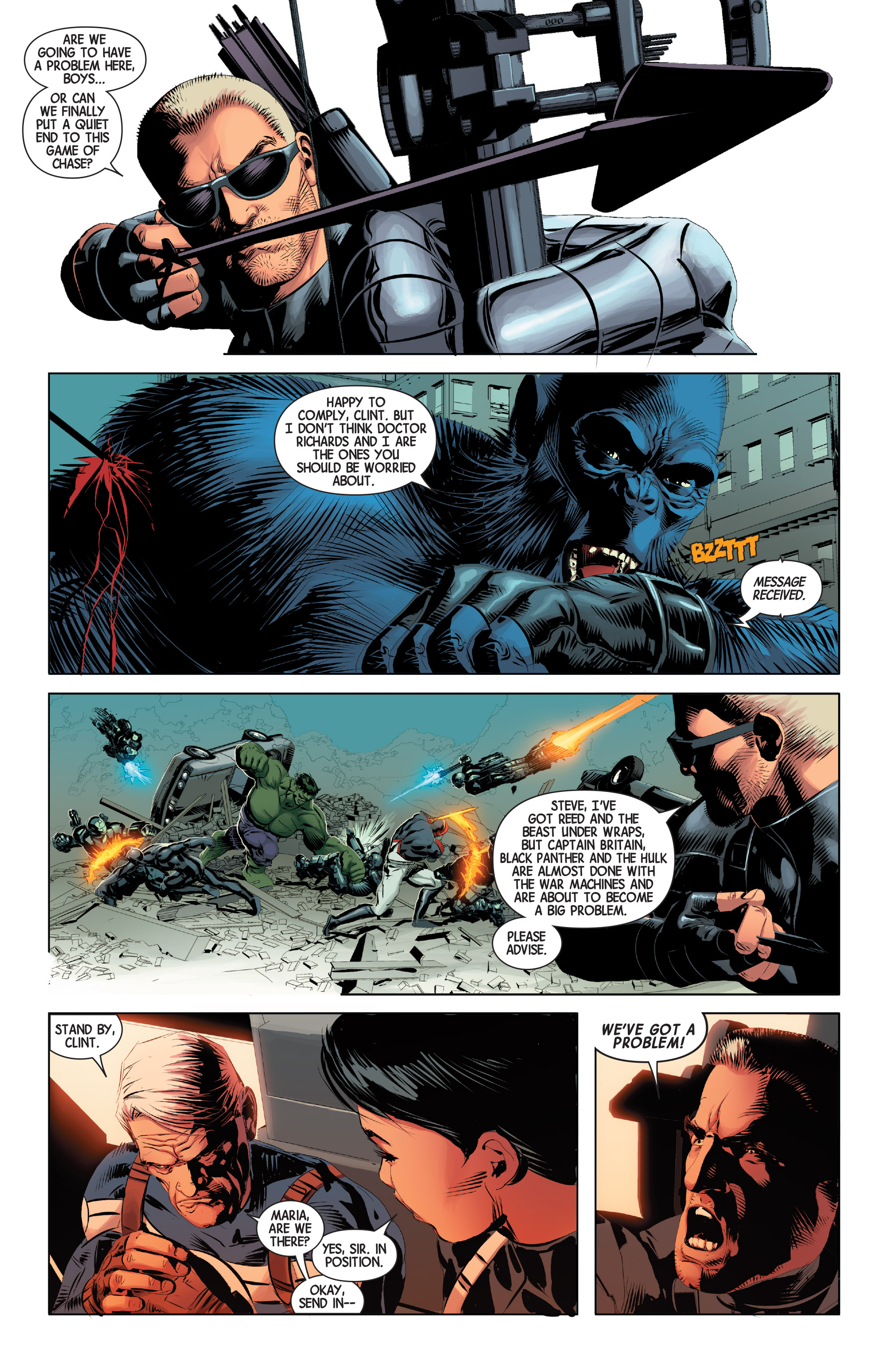 Read online Avengers (2013) comic -  Issue #39 - 22
