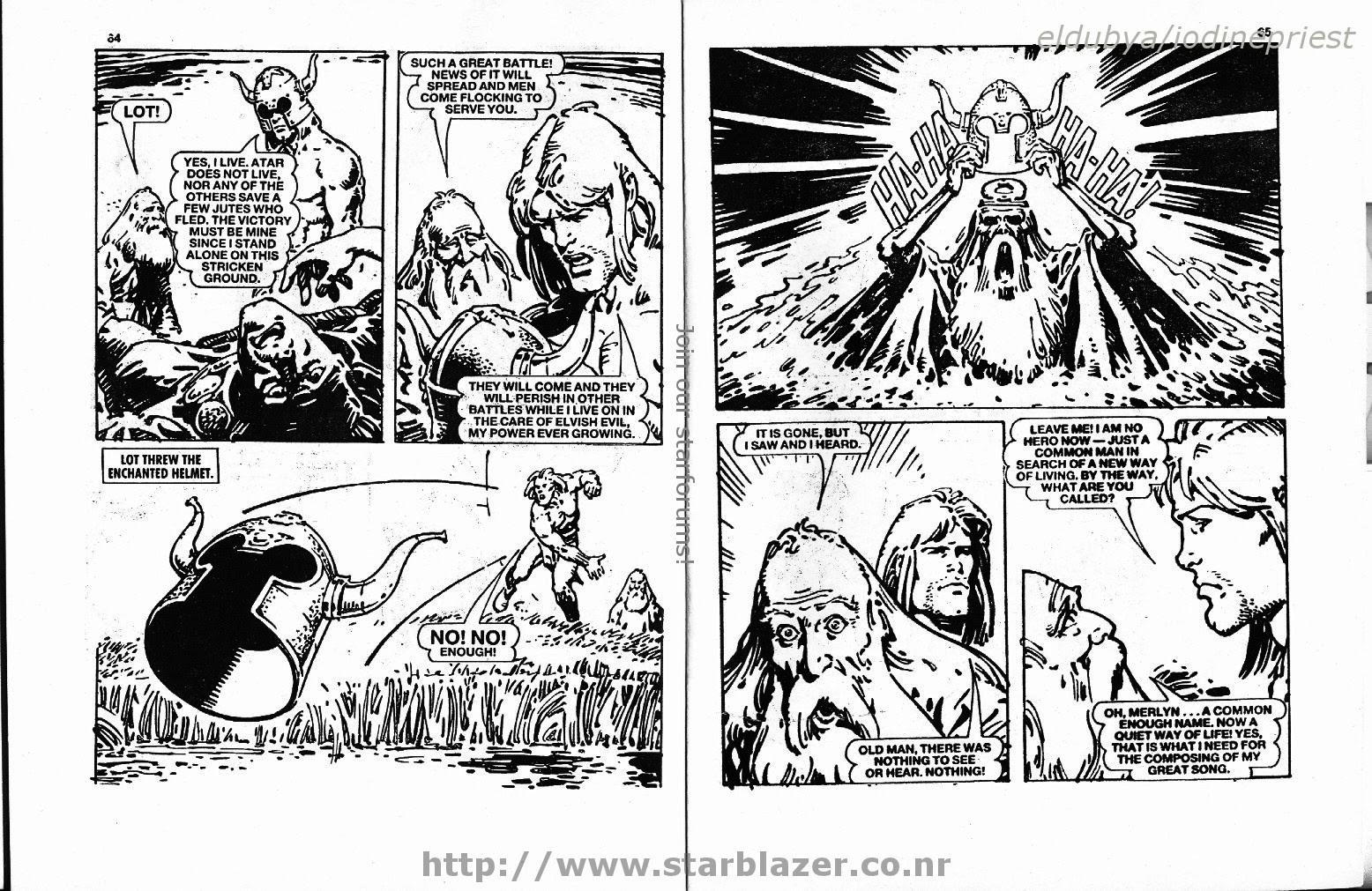 Starblazer issue 281 - Page 34