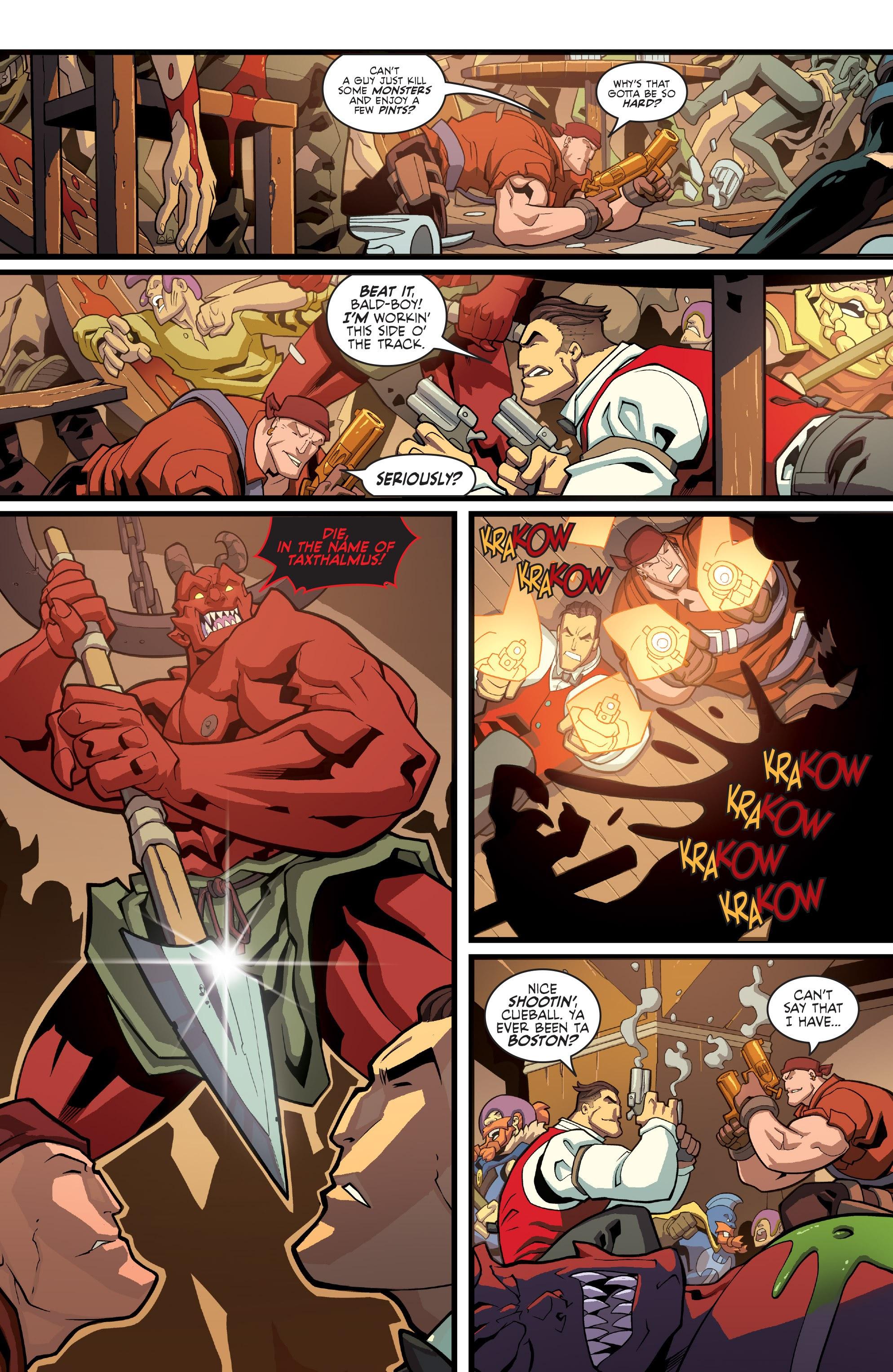 Read online Skullkickers comic -  Issue #33 - 15