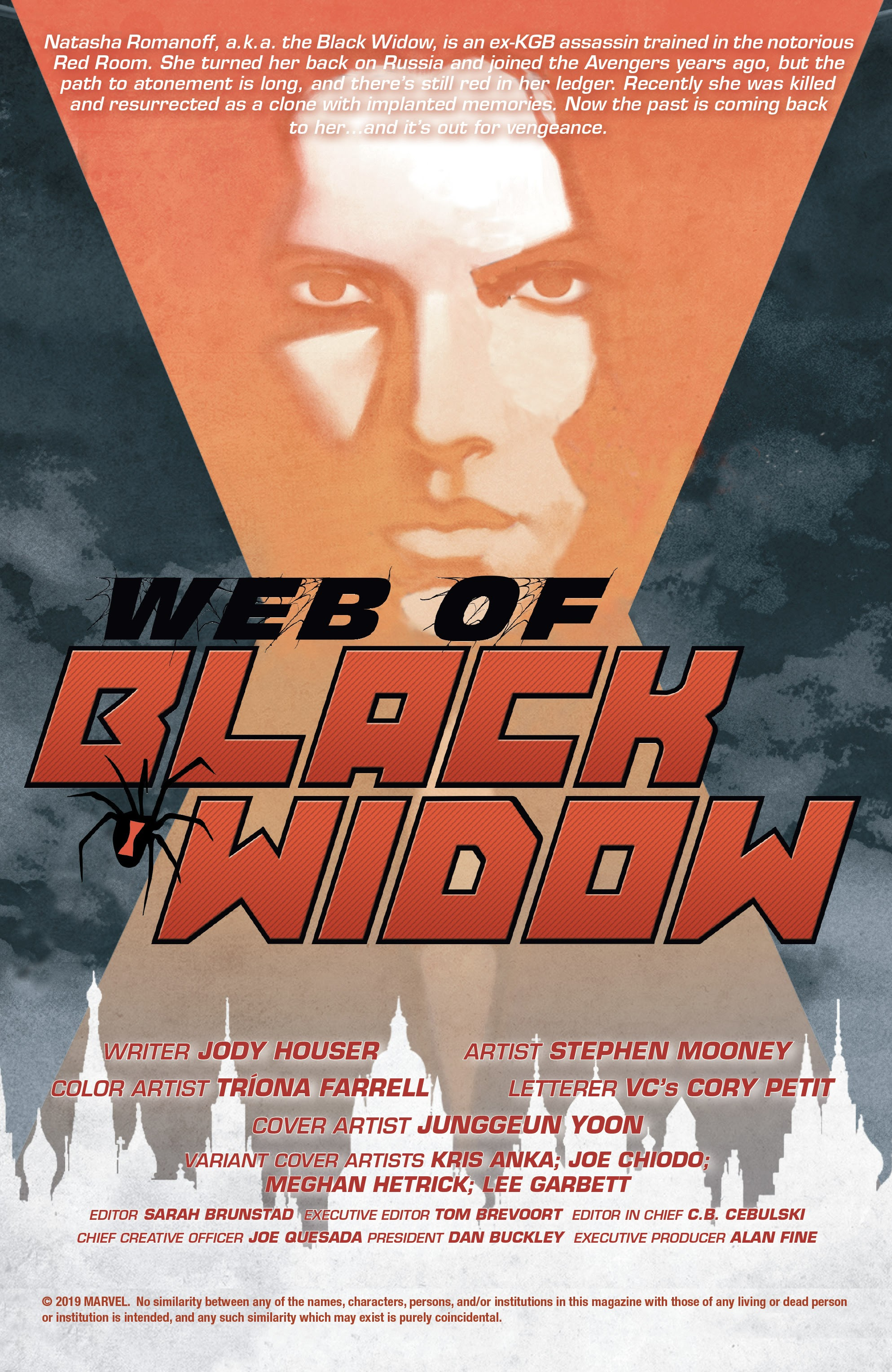 The Web Of Black Widow 1 Page 2
