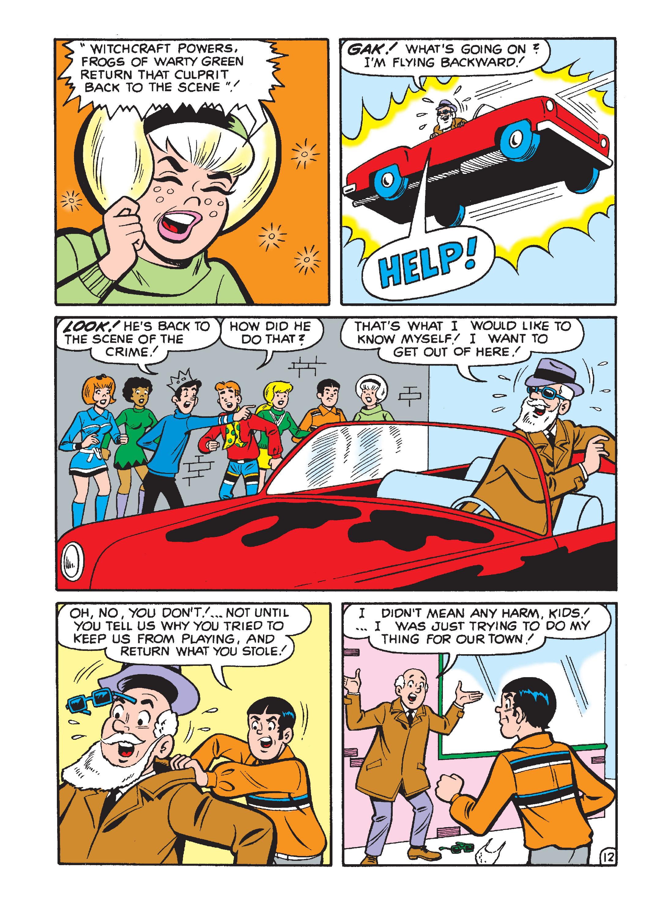 Read online Archie 1000 Page Comics Bonanza comic -  Issue #2 (Part 2) - 130