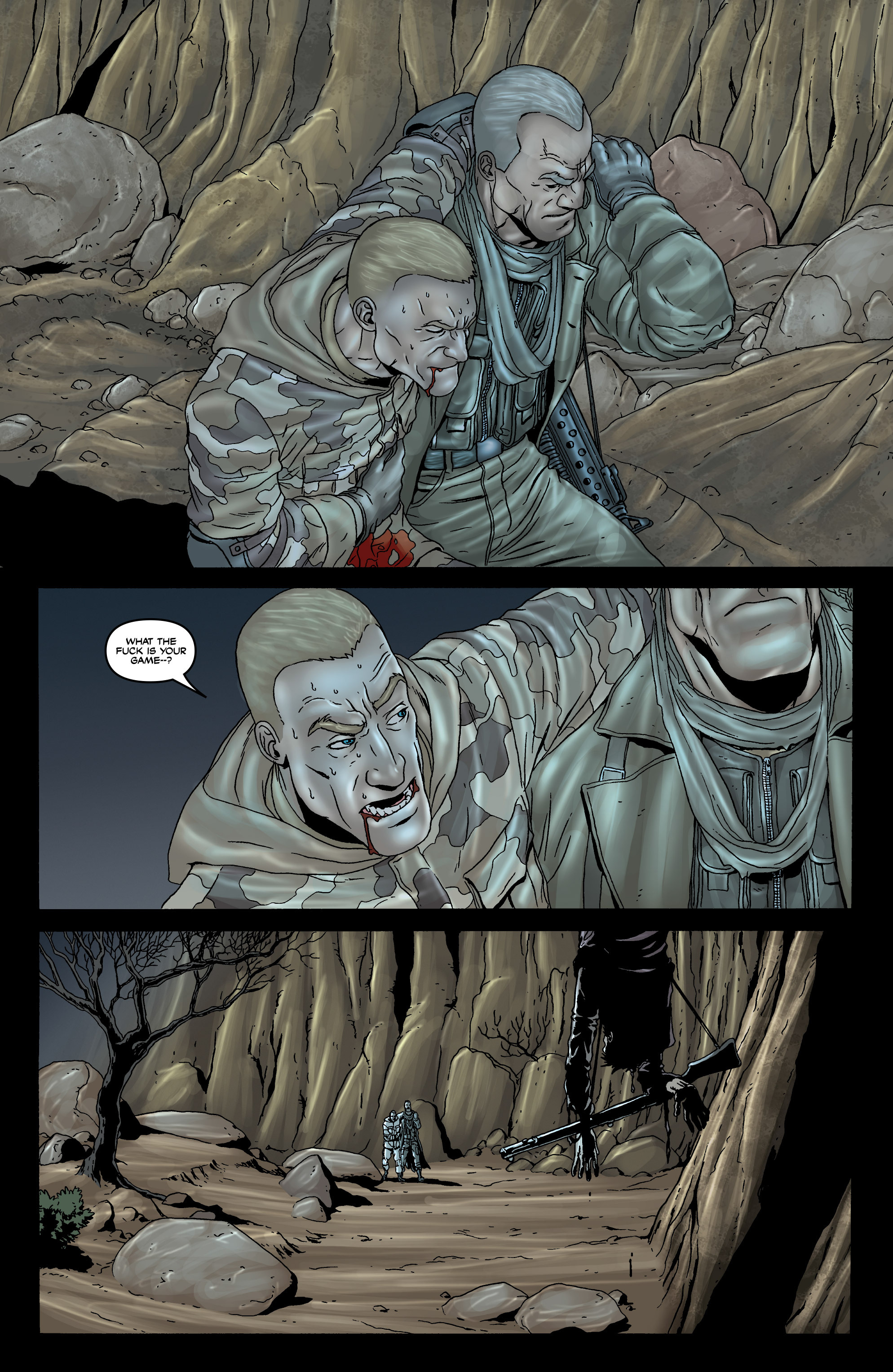 Read online 303 comic -  Issue #3 - 9