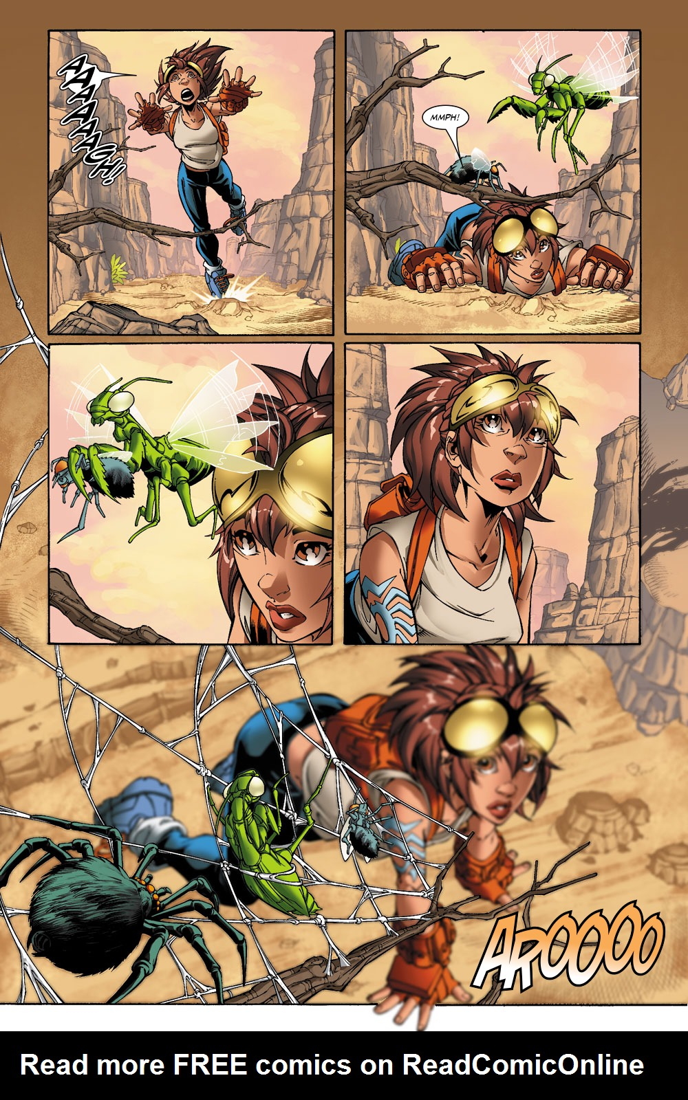 Read online Amazing Fantasy (2004) comic -  Issue #5 - 8