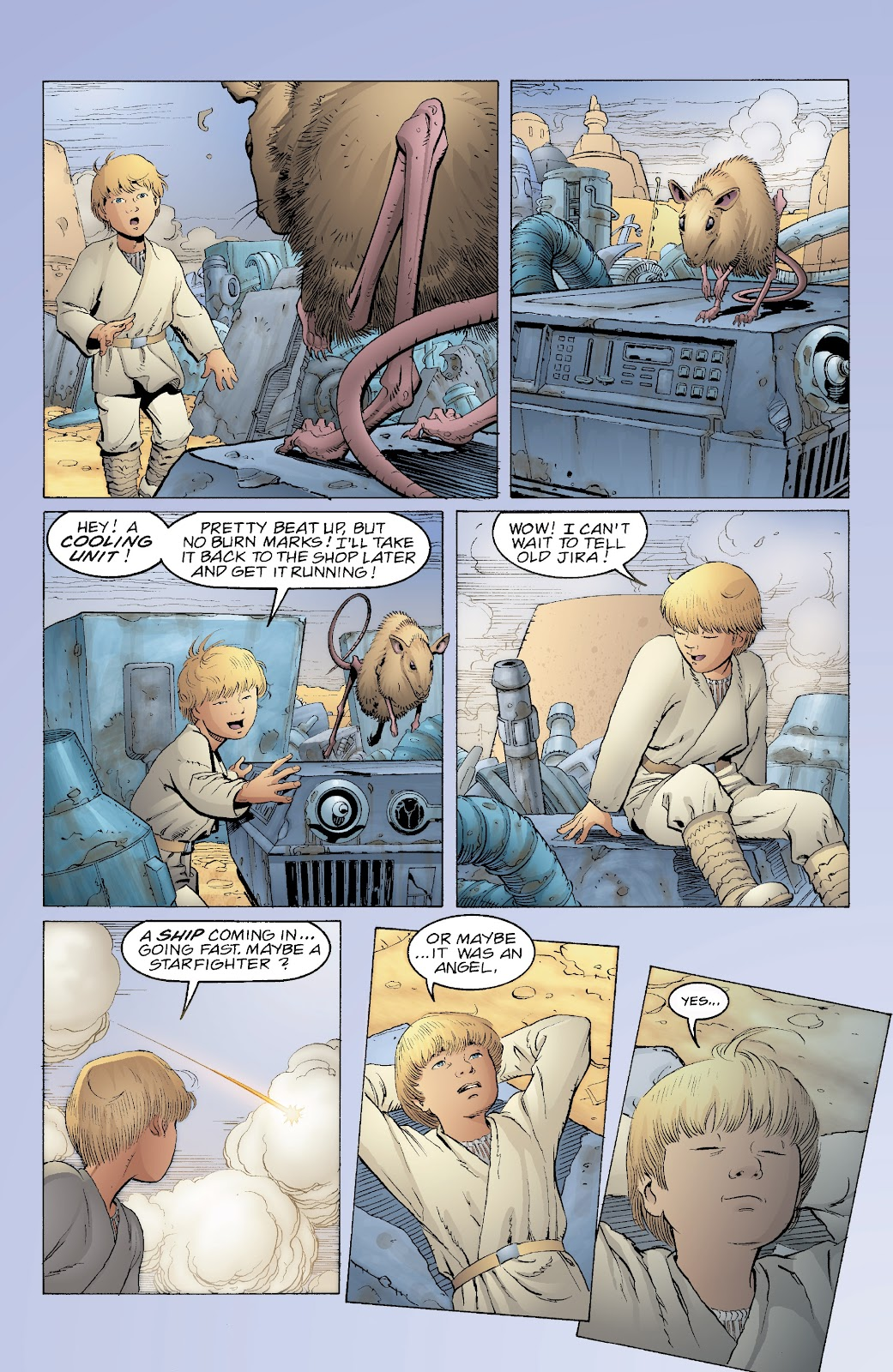 Read online Star Wars Legends: Rise of the Sith - Epic Collection comic -  Issue # TPB 2 (Part 4) - 64