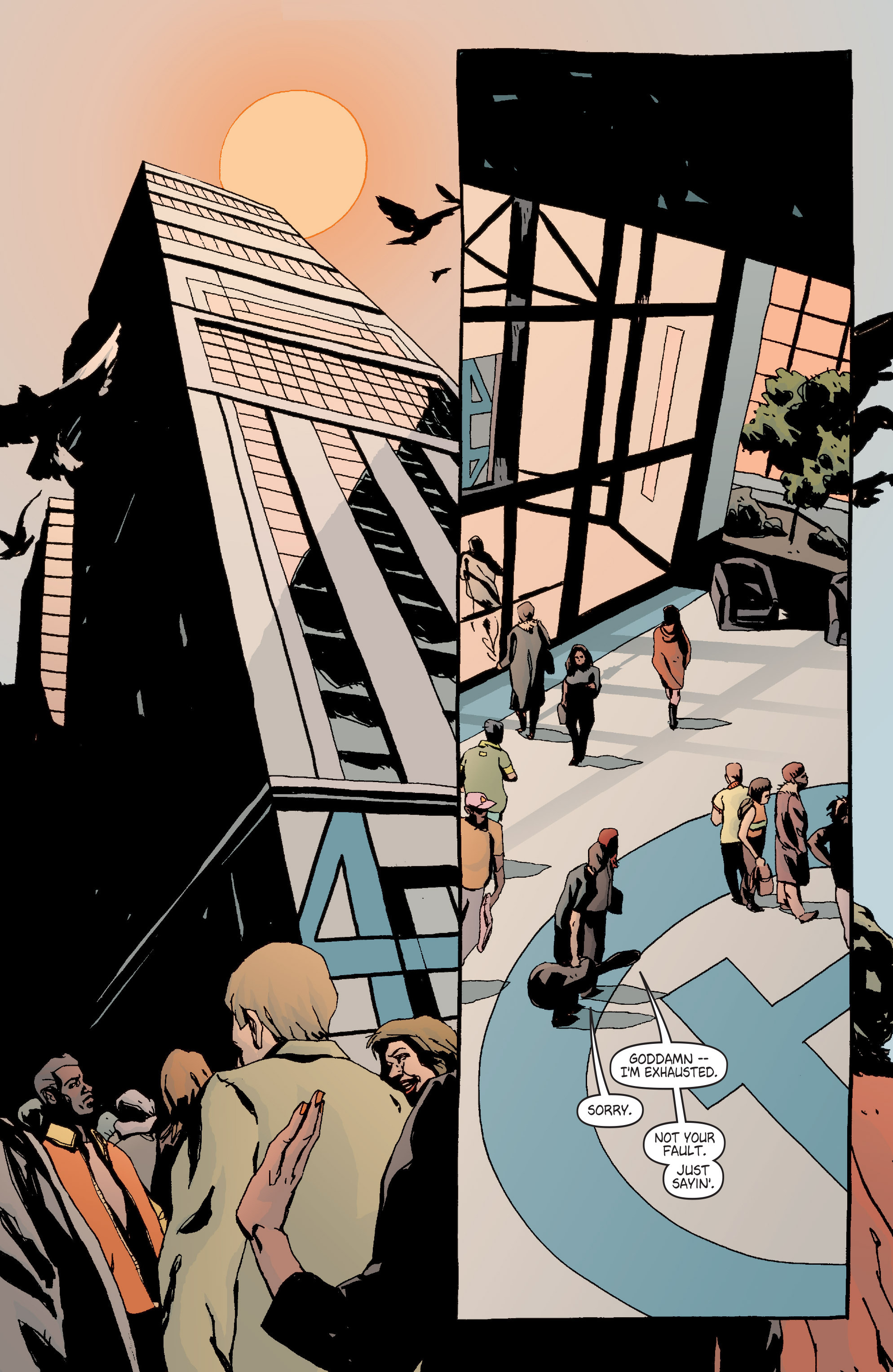 Read online Alias comic -  Issue #8 - 16